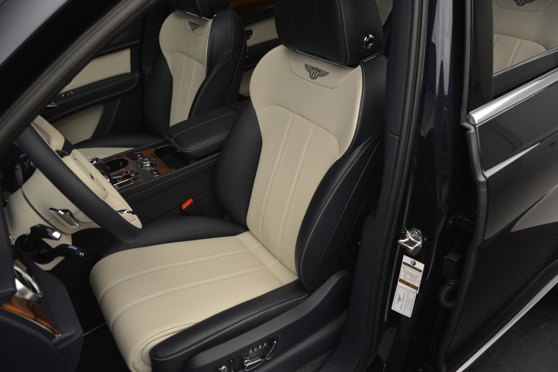 New 2019 Bentley Bentayga V8 For Sale In Westport, CT 2546_p19
