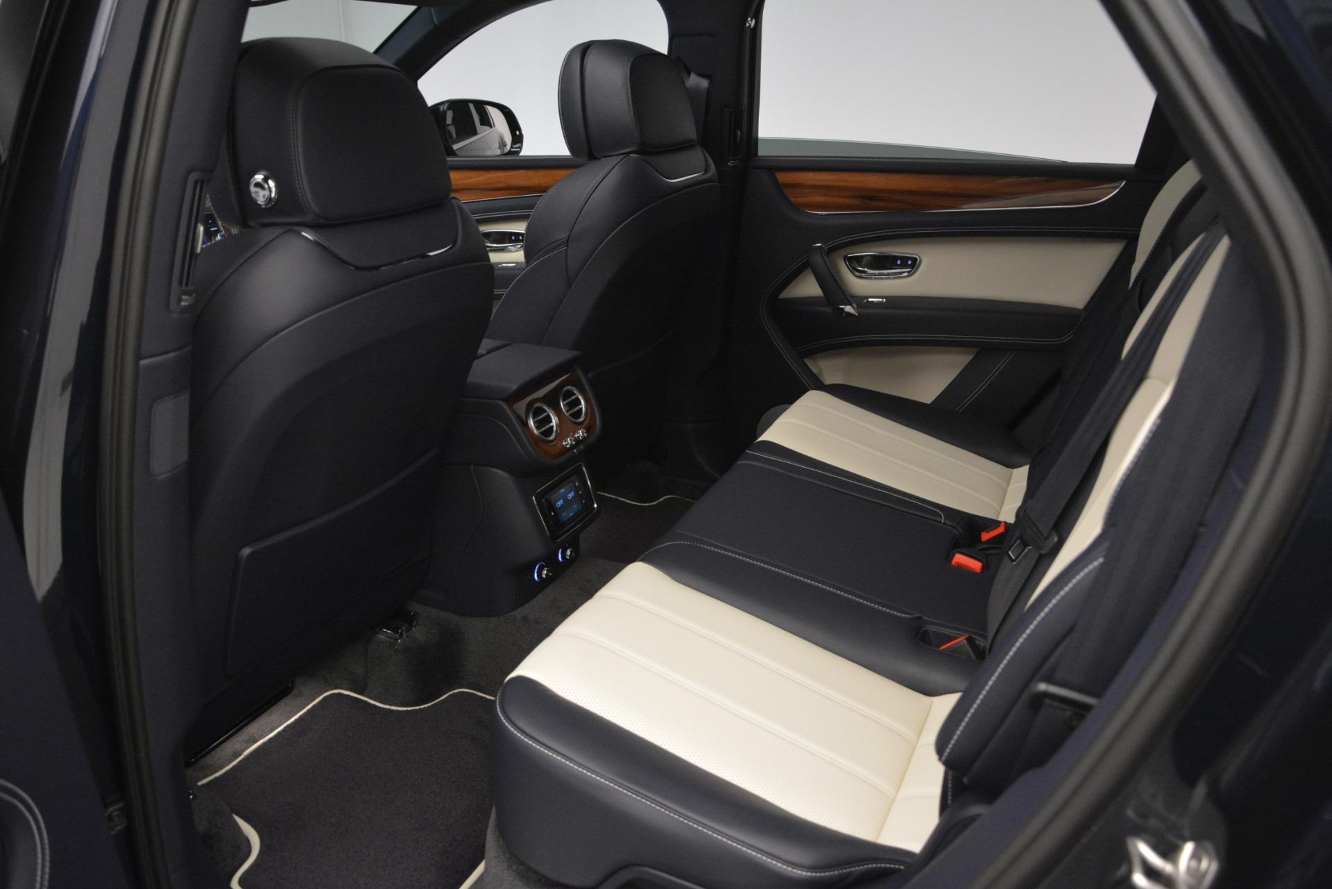 New 2019 Bentley Bentayga V8 For Sale In Westport, CT 2546_p22