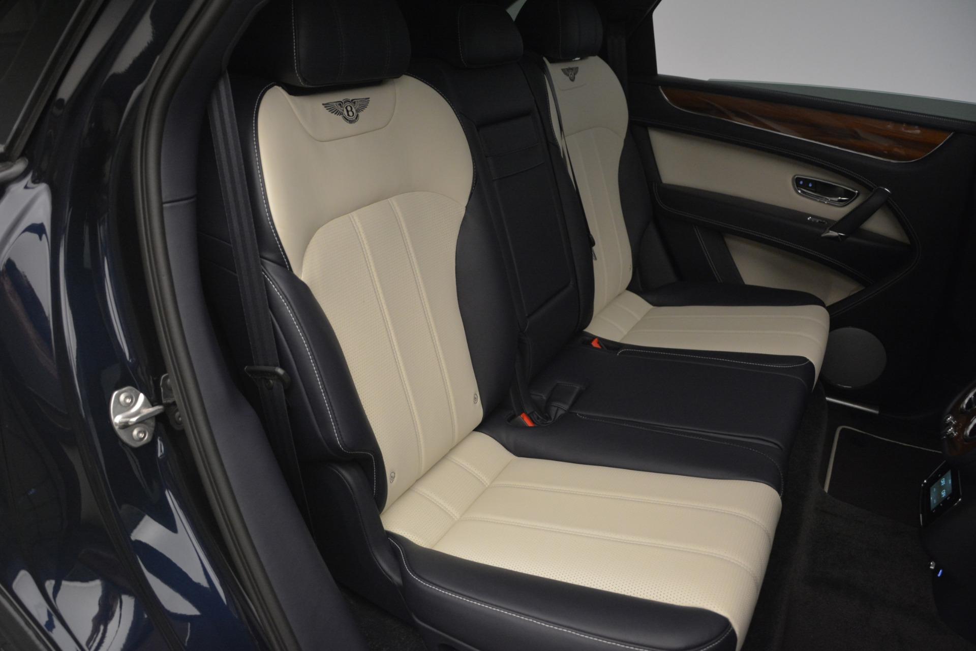 New 2019 Bentley Bentayga V8 For Sale In Westport, CT 2546_p25