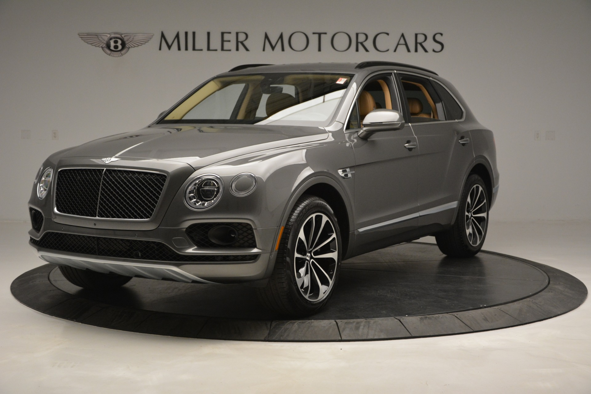 New 2019 Bentley Bentayga V8 For Sale In Westport, CT 2547_main