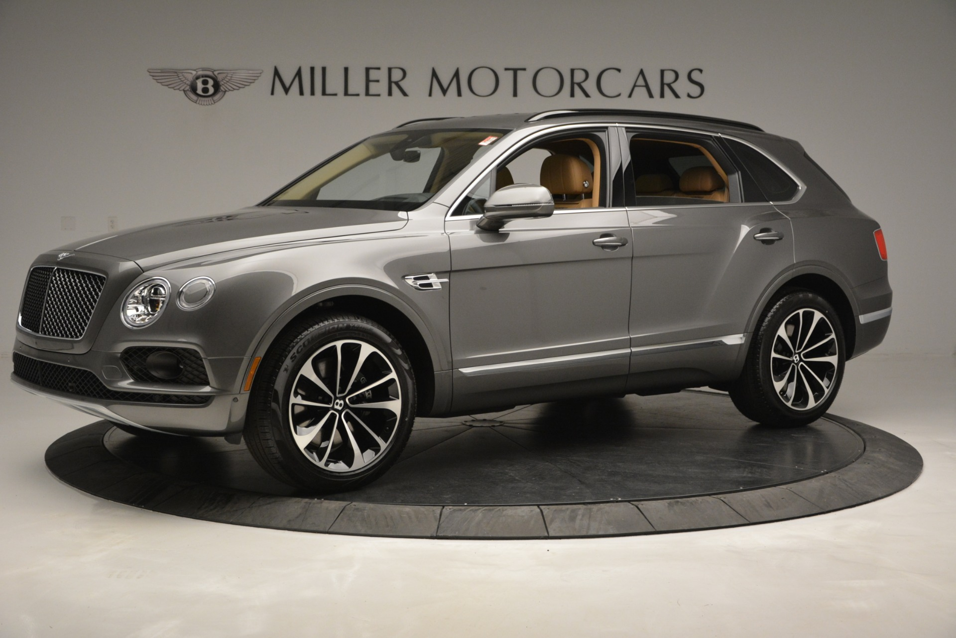 New 2019 Bentley Bentayga V8 For Sale In Westport, CT 2547_p2