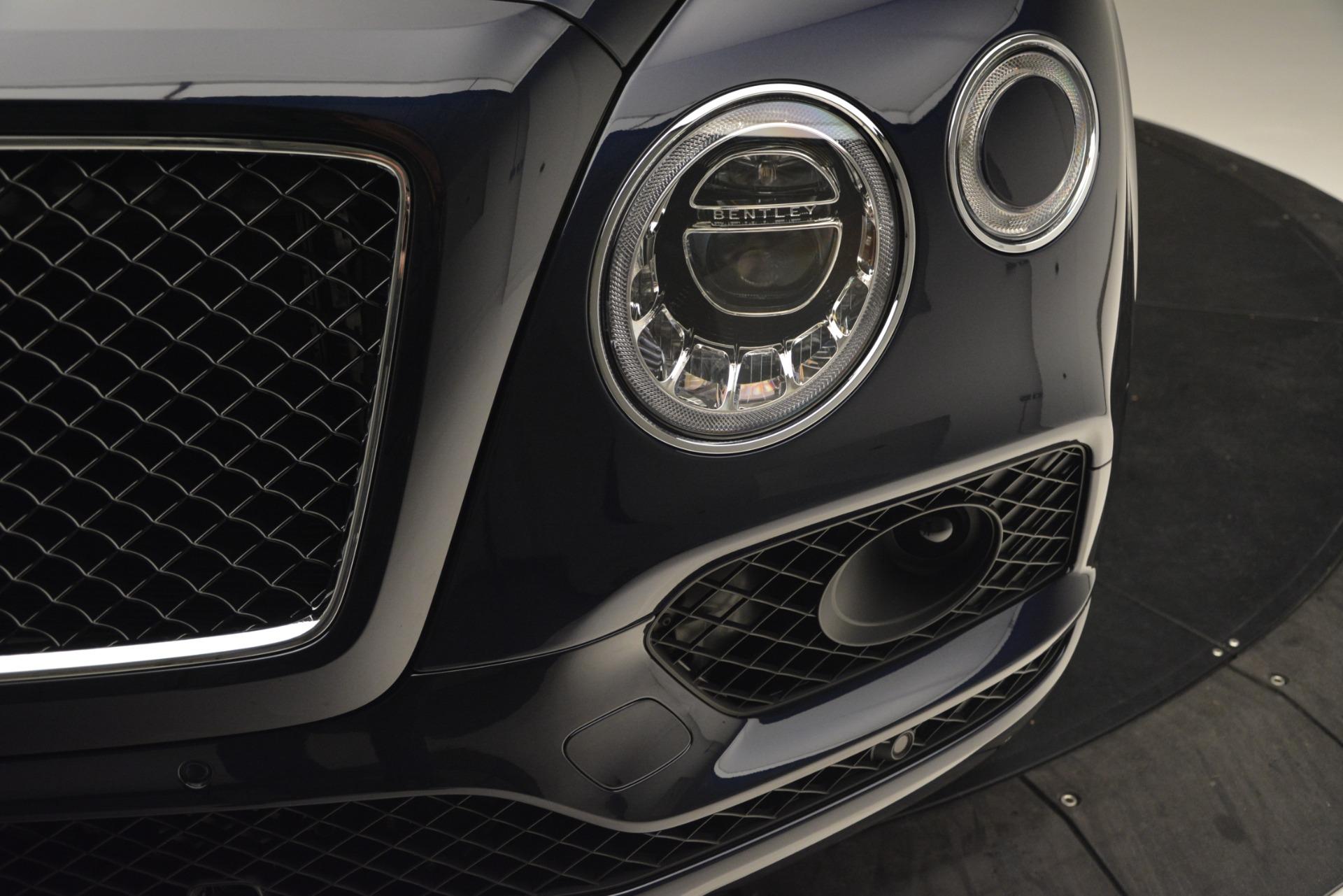 New 2019 Bentley Bentayga V8 For Sale In Westport, CT 2548_p14