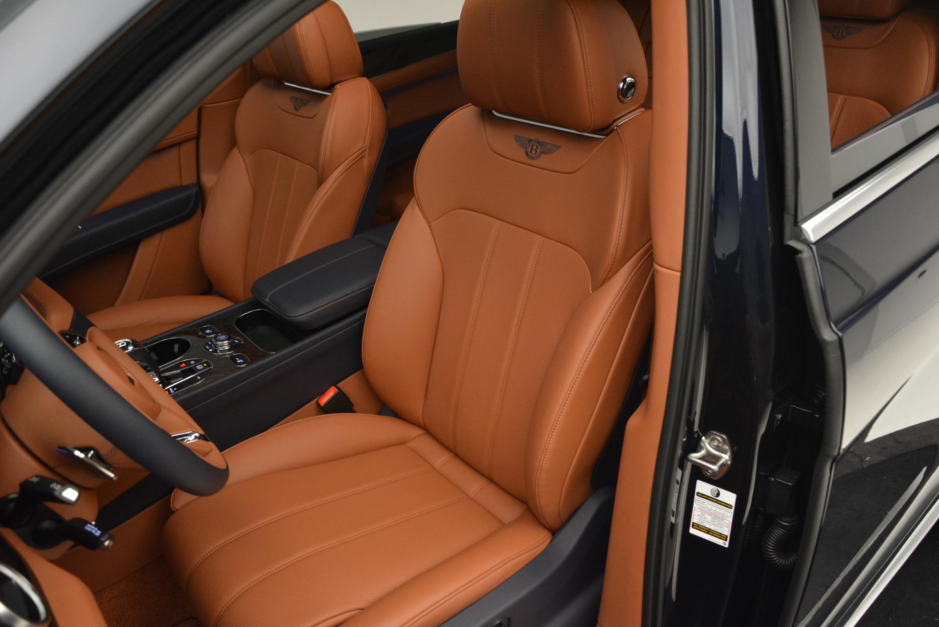 New 2019 Bentley Bentayga V8 For Sale In Westport, CT 2548_p19