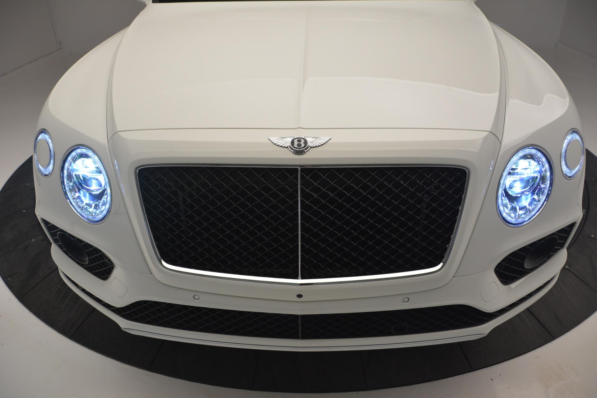 New 2019 Bentley Bentayga V8 For Sale In Westport, CT 2550_p13