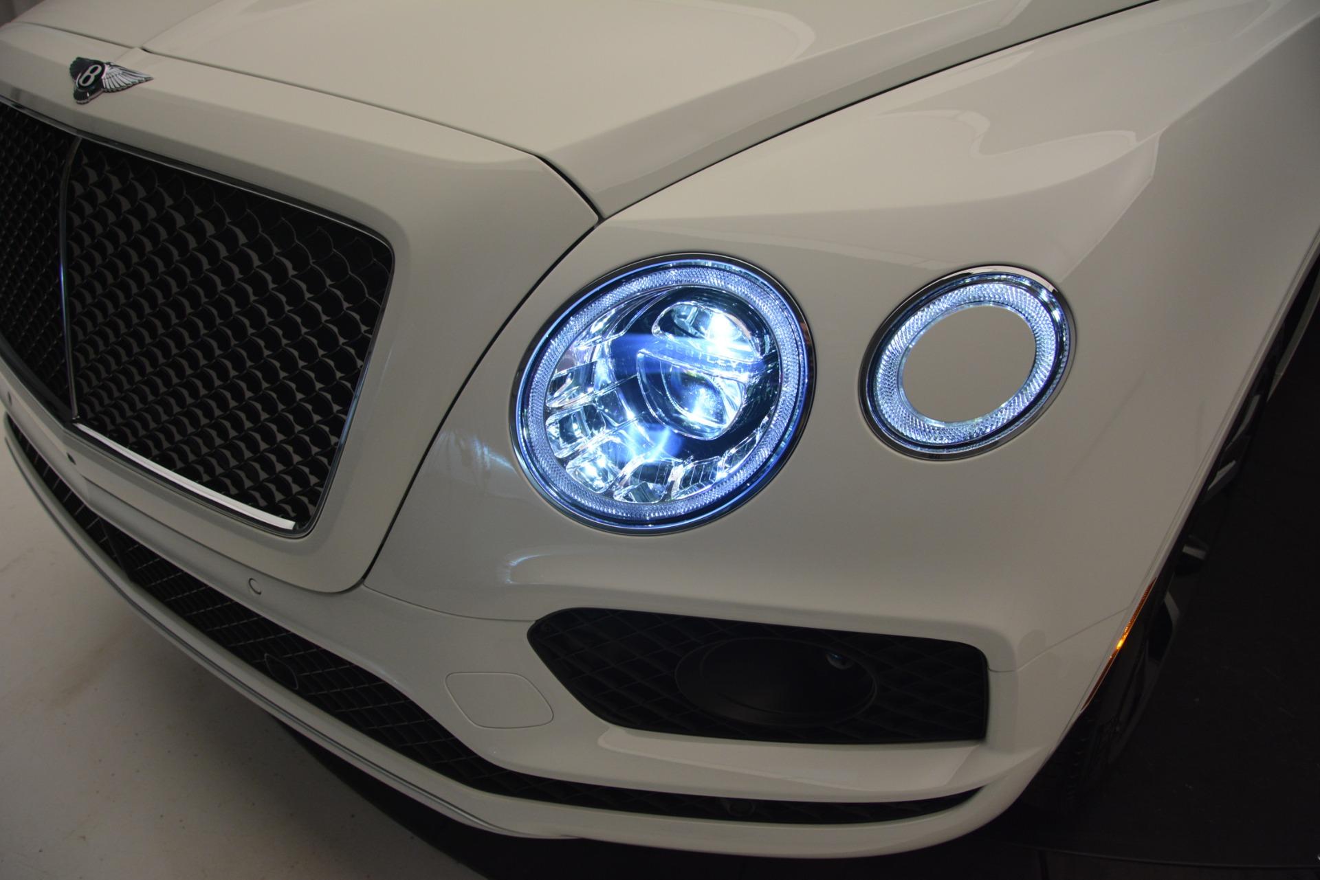New 2019 Bentley Bentayga V8 For Sale In Westport, CT 2550_p14