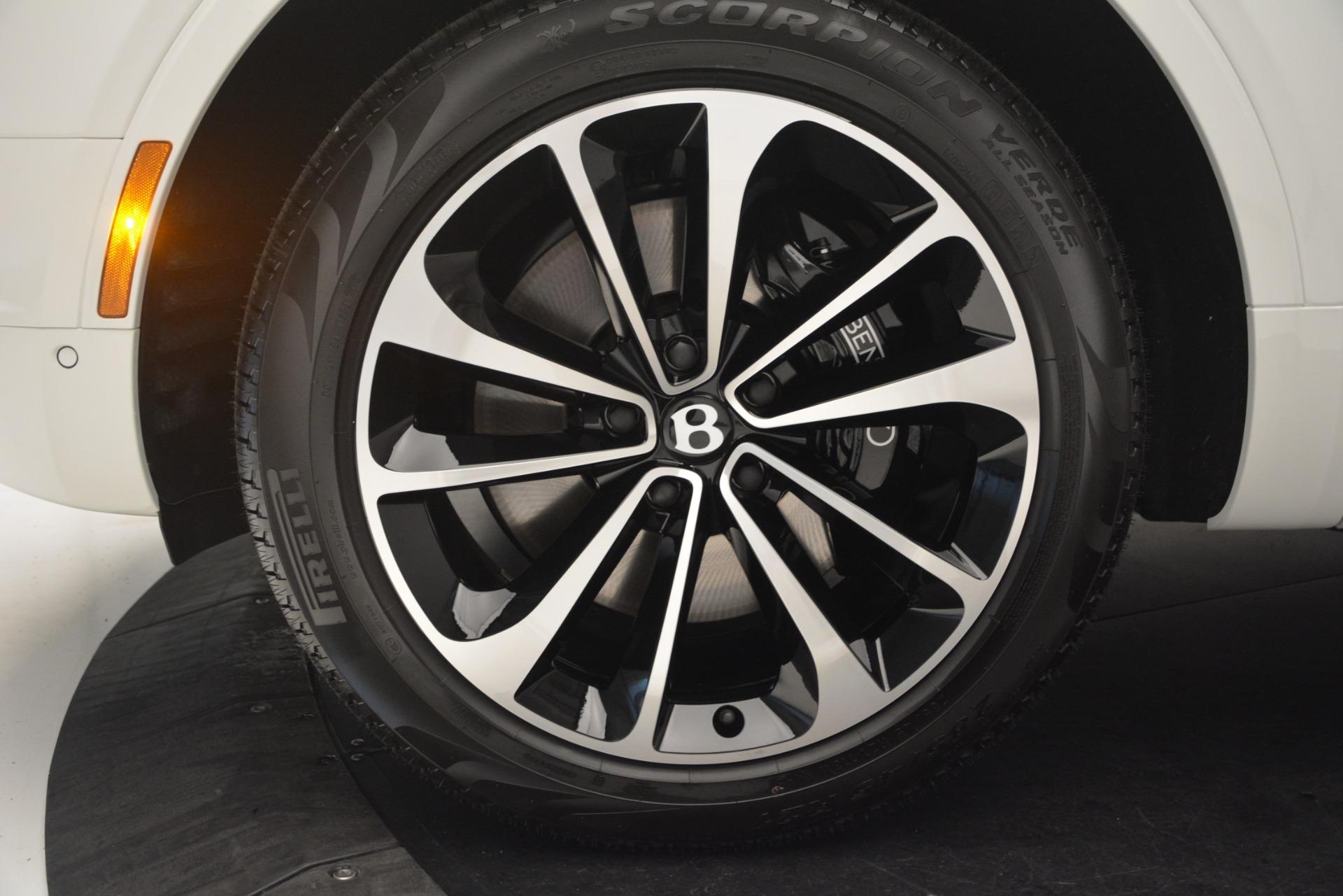 New 2019 Bentley Bentayga V8 For Sale In Westport, CT 2550_p15