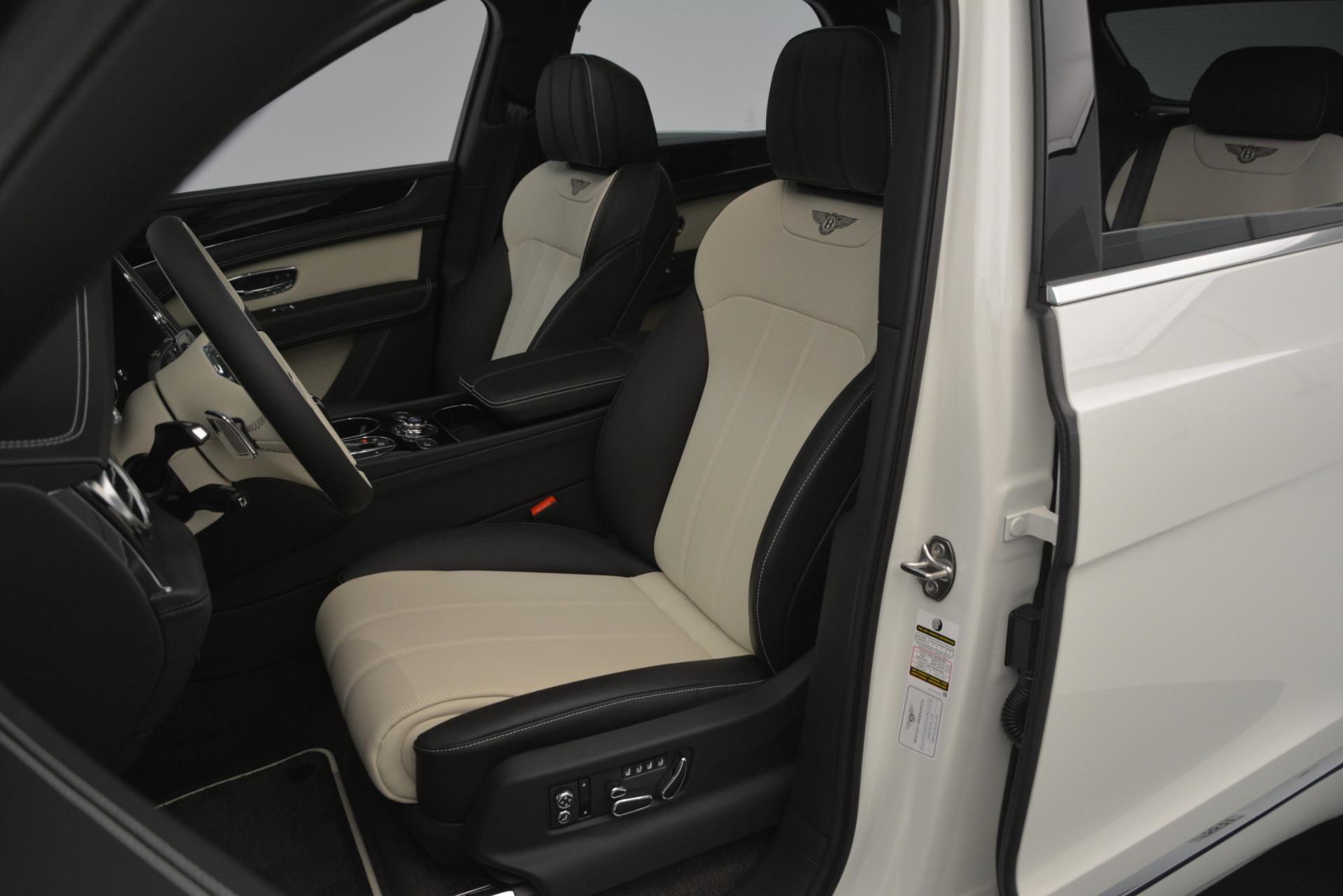 New 2019 Bentley Bentayga V8 For Sale In Westport, CT 2550_p20