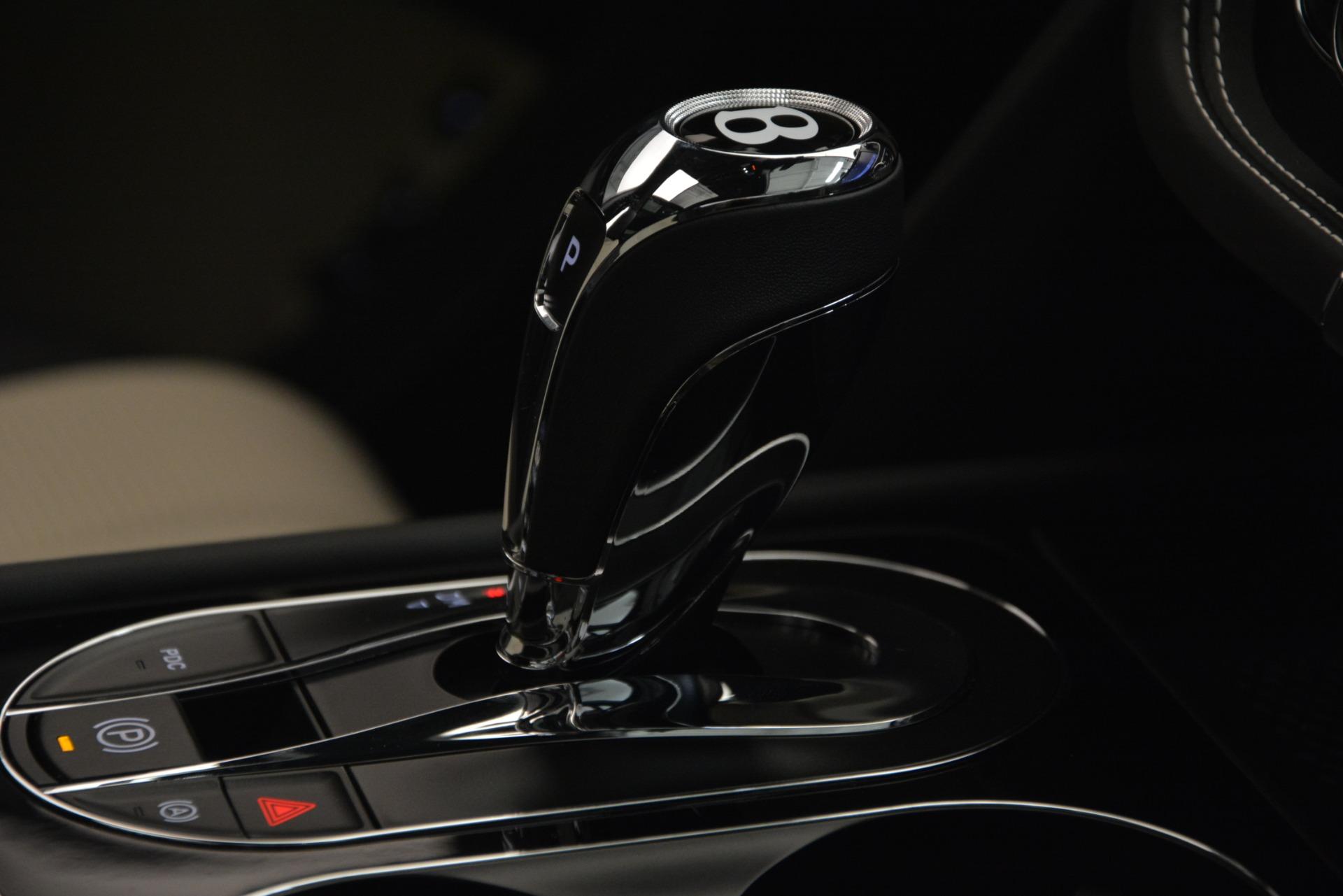 New 2019 Bentley Bentayga V8 For Sale In Westport, CT 2550_p24