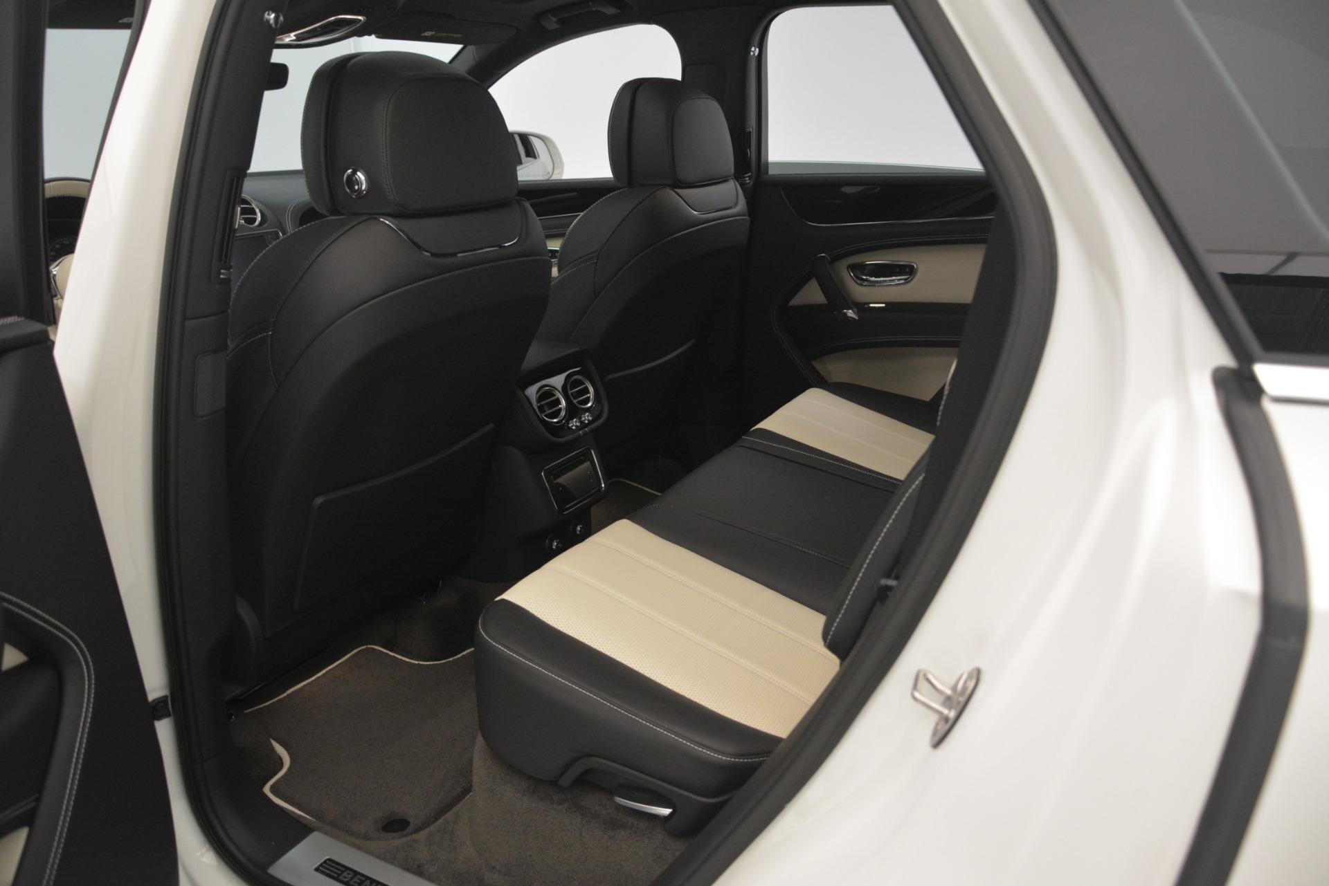 New 2019 Bentley Bentayga V8 For Sale In Westport, CT 2550_p26