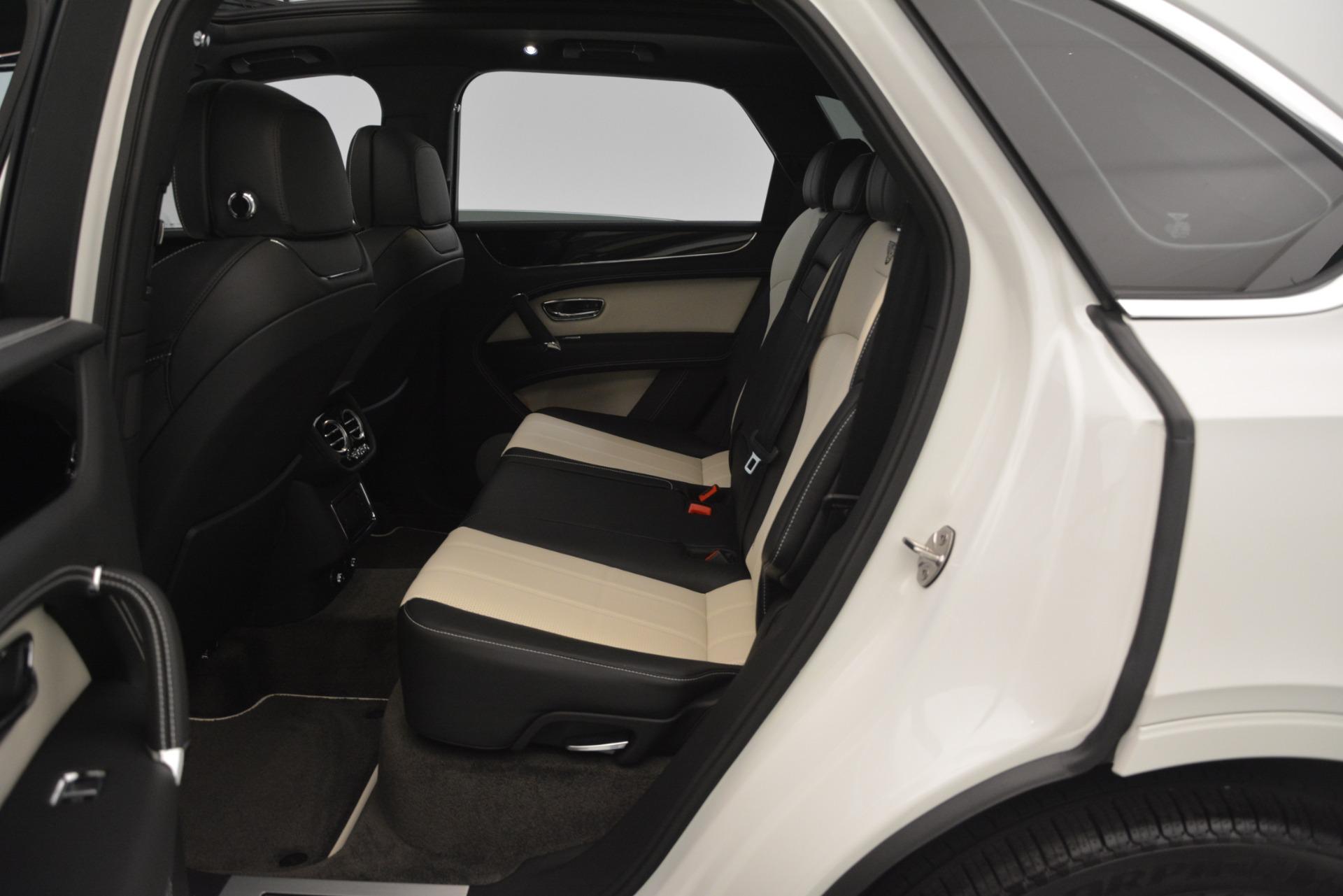 New 2019 Bentley Bentayga V8 For Sale In Westport, CT 2550_p27