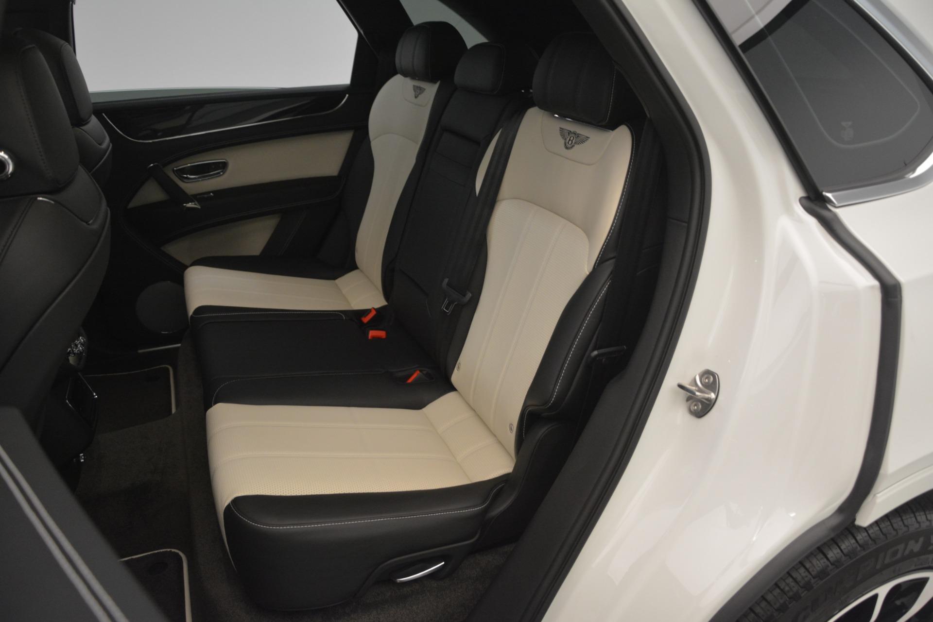 New 2019 Bentley Bentayga V8 For Sale In Westport, CT 2550_p28