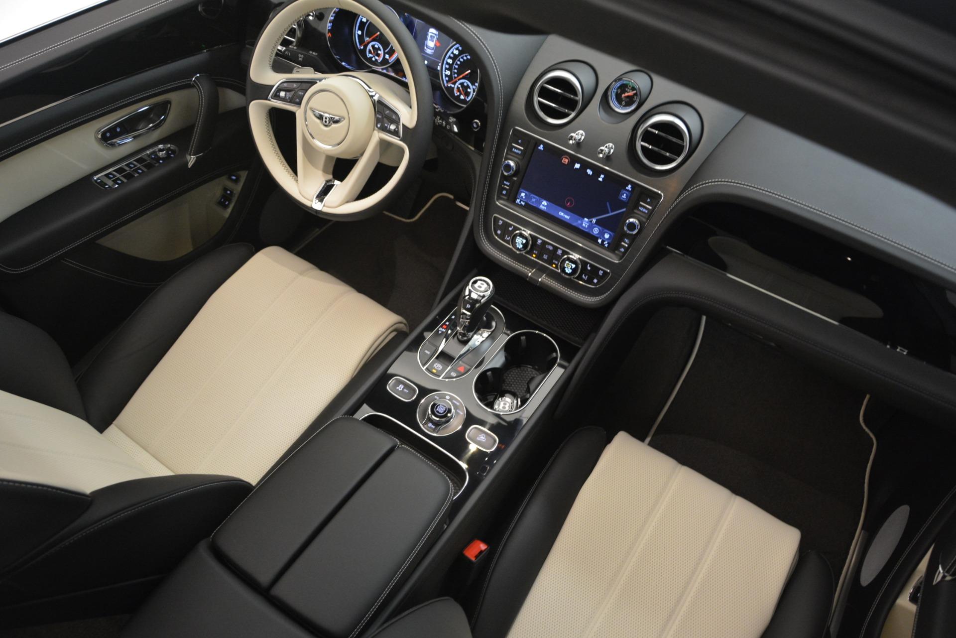 New 2019 Bentley Bentayga V8 For Sale In Westport, CT 2550_p29