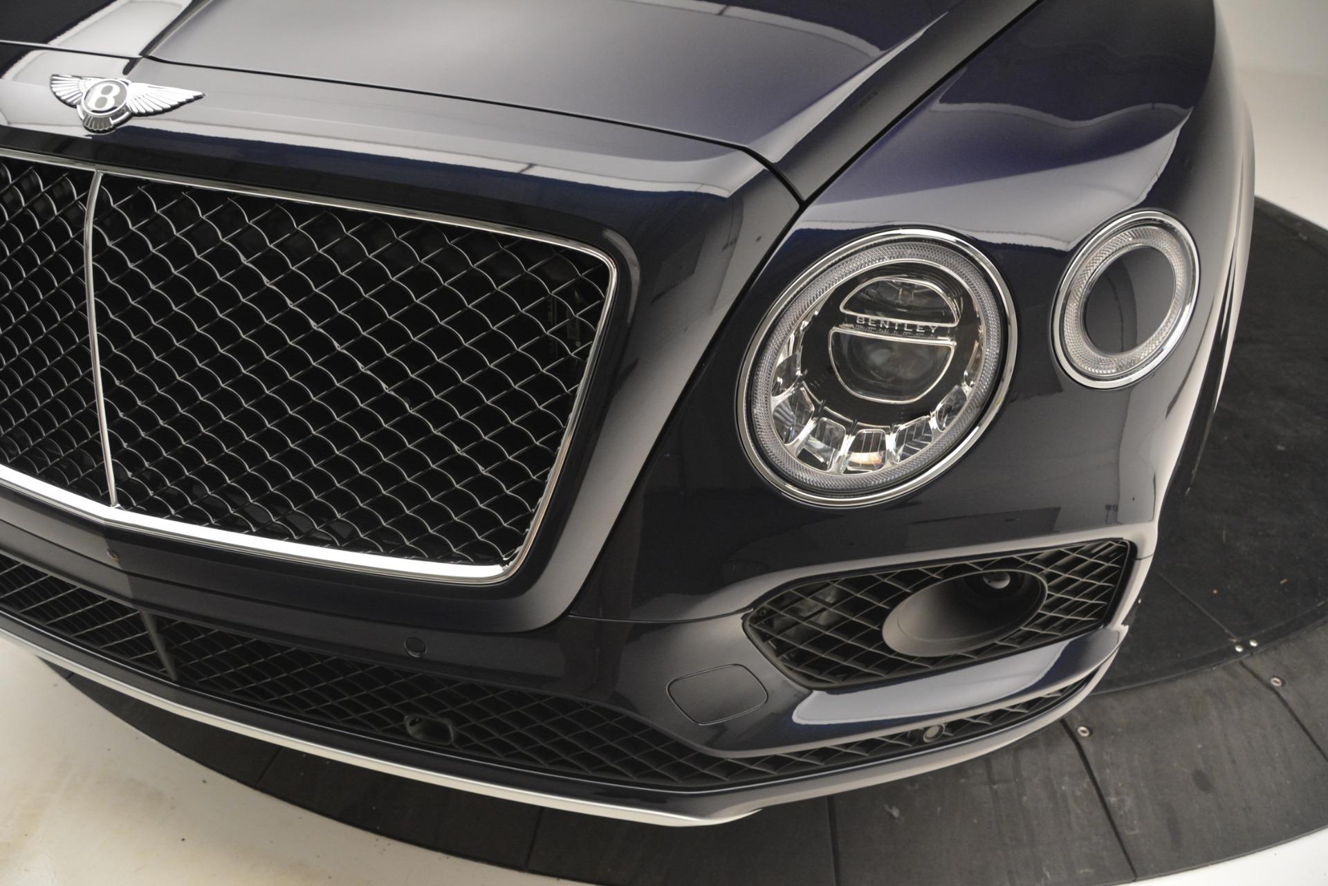 New 2019 Bentley Bentayga V8 For Sale In Westport, CT 2551_p14