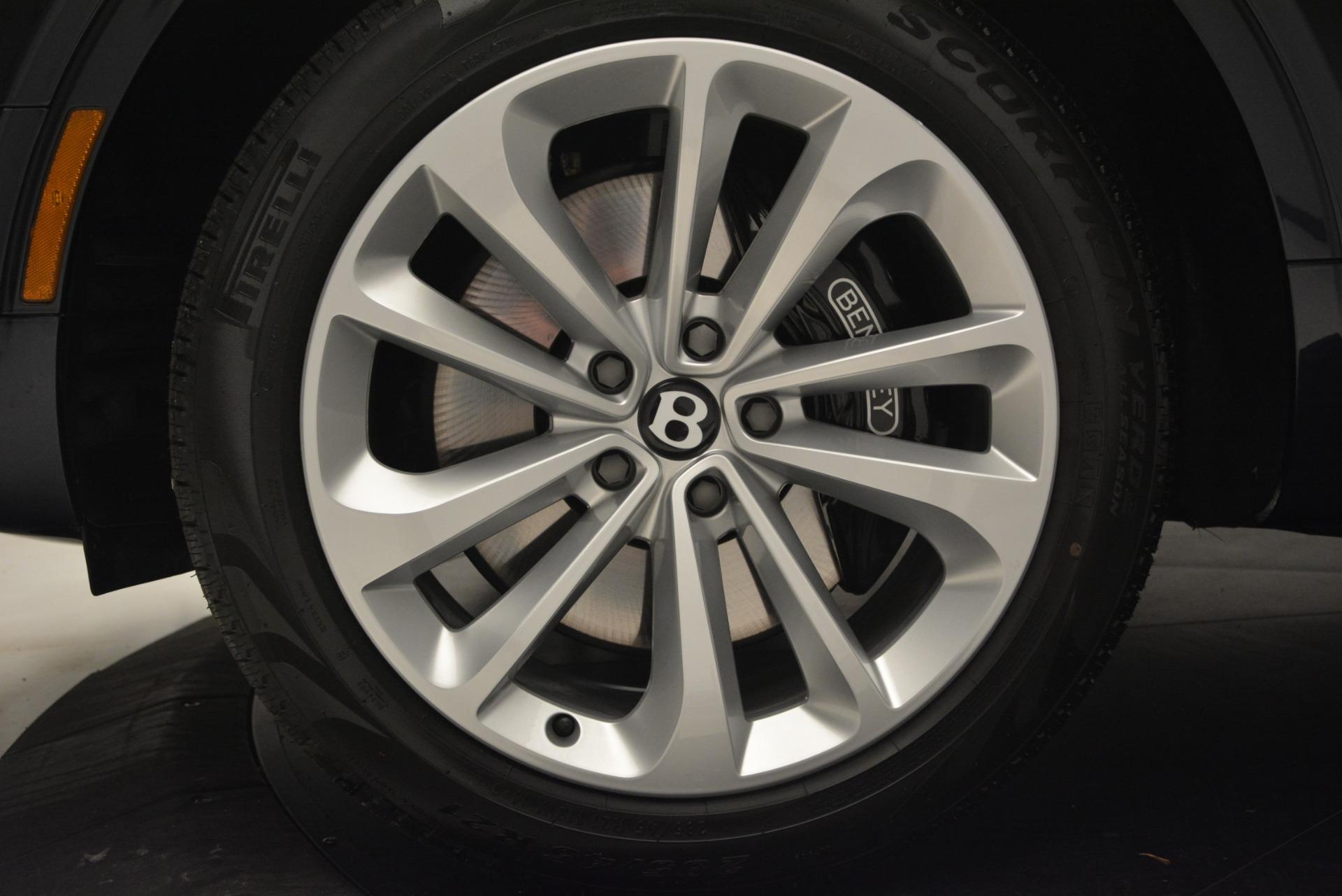 New 2019 Bentley Bentayga V8 For Sale In Westport, CT 2551_p15