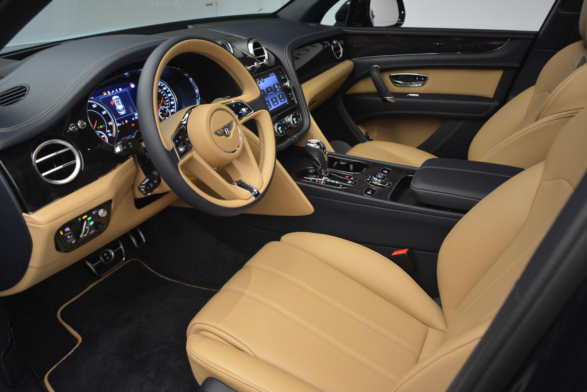New 2019 Bentley Bentayga V8 For Sale In Westport, CT 2551_p17