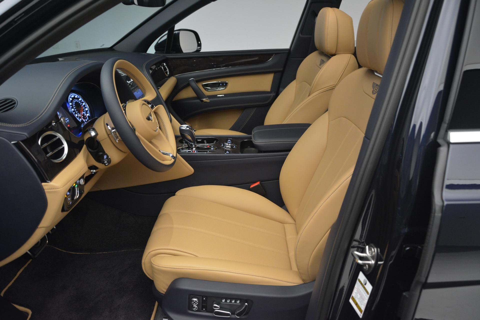 New 2019 Bentley Bentayga V8 For Sale In Westport, CT 2551_p18