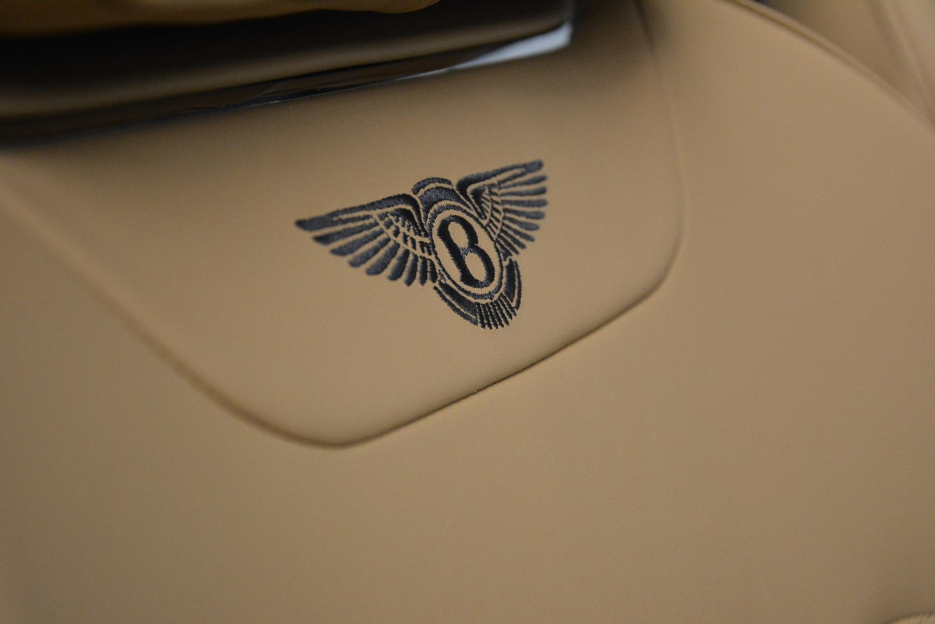 New 2019 Bentley Bentayga V8 For Sale In Westport, CT 2551_p23