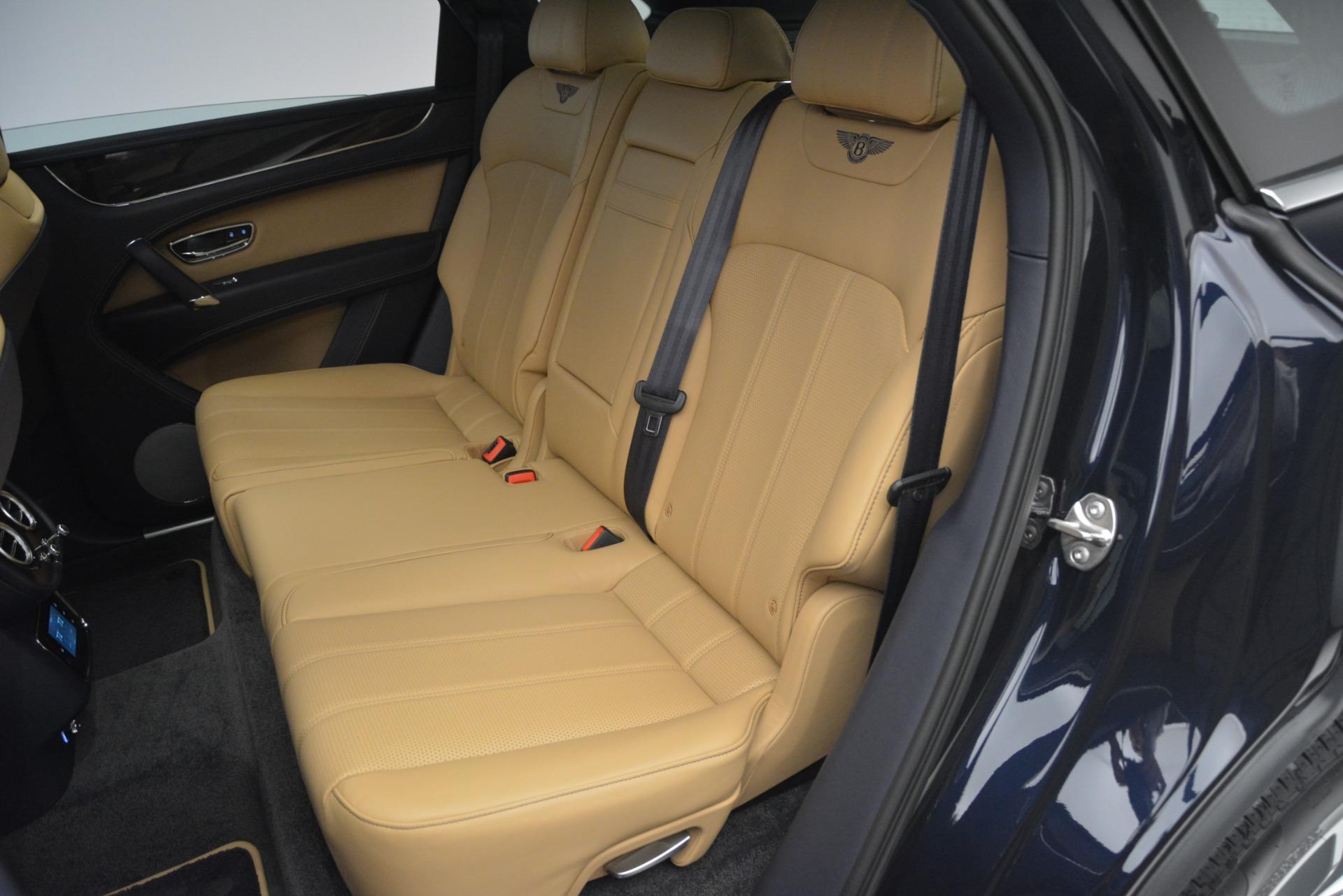 New 2019 Bentley Bentayga V8 For Sale In Westport, CT 2551_p25
