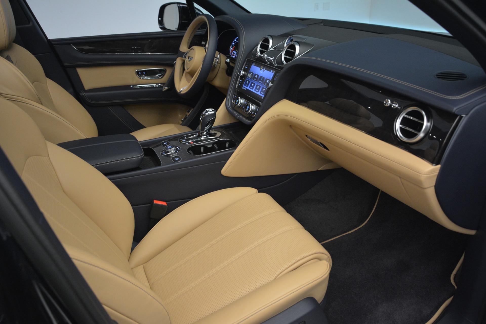 New 2019 Bentley Bentayga V8 For Sale In Westport, CT 2551_p27