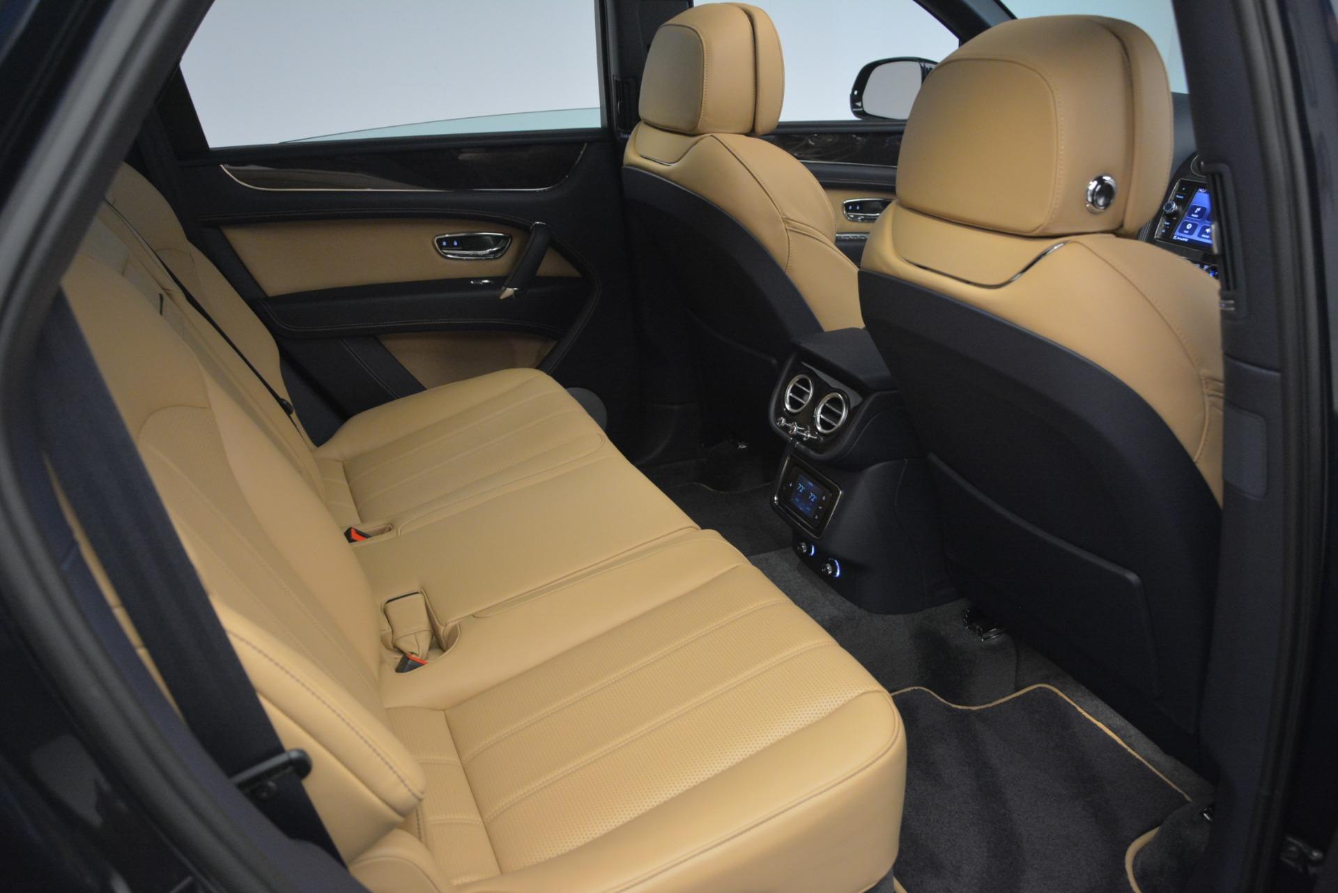 New 2019 Bentley Bentayga V8 For Sale In Westport, CT 2551_p30