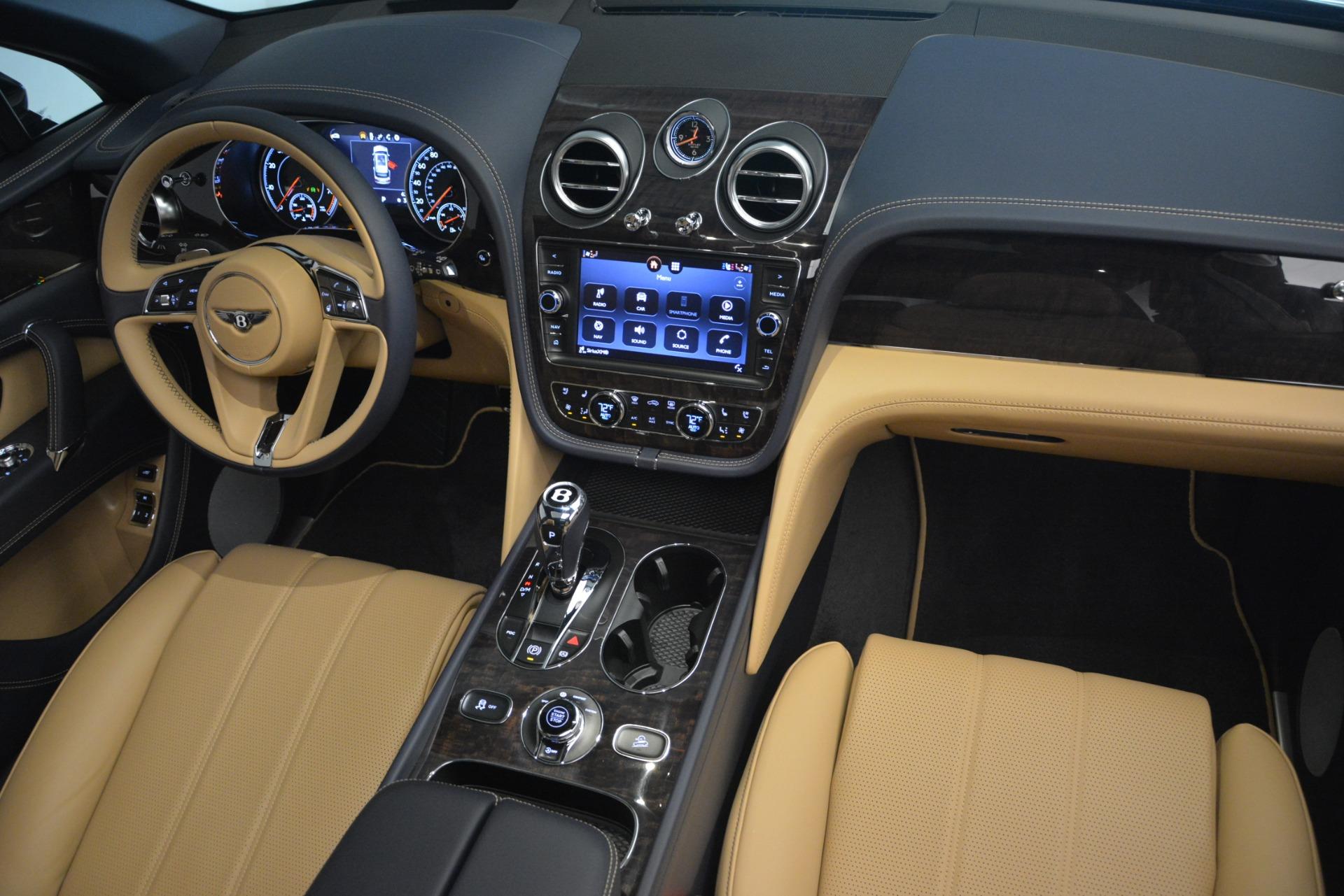 New 2019 Bentley Bentayga V8 For Sale In Westport, CT 2551_p31
