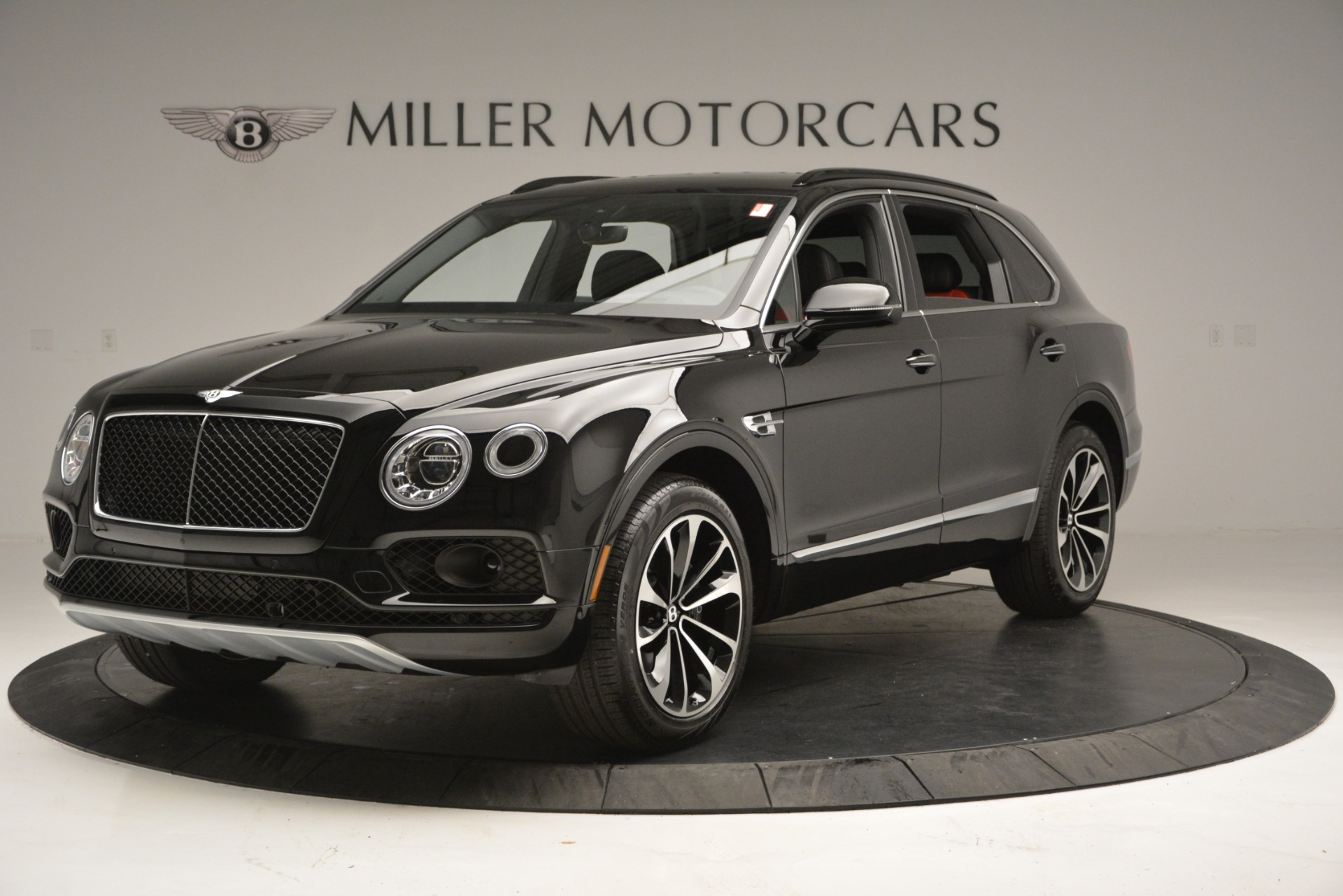 New 2019 Bentley Bentayga V8 For Sale In Westport, CT 2552_main