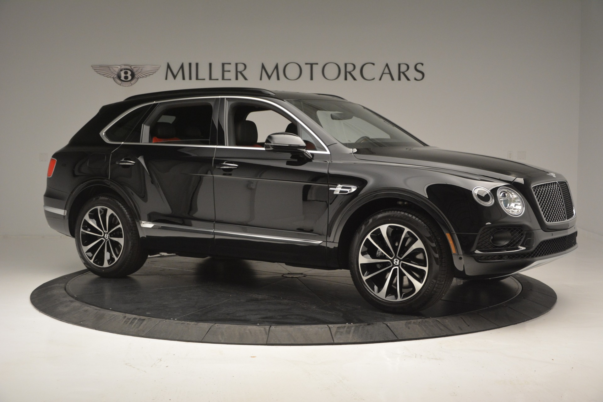 New 2019 Bentley Bentayga V8 For Sale In Westport, CT 2552_p10
