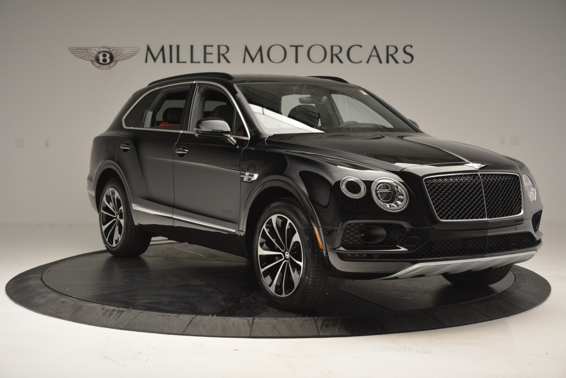 New 2019 Bentley Bentayga V8 For Sale In Westport, CT 2552_p11