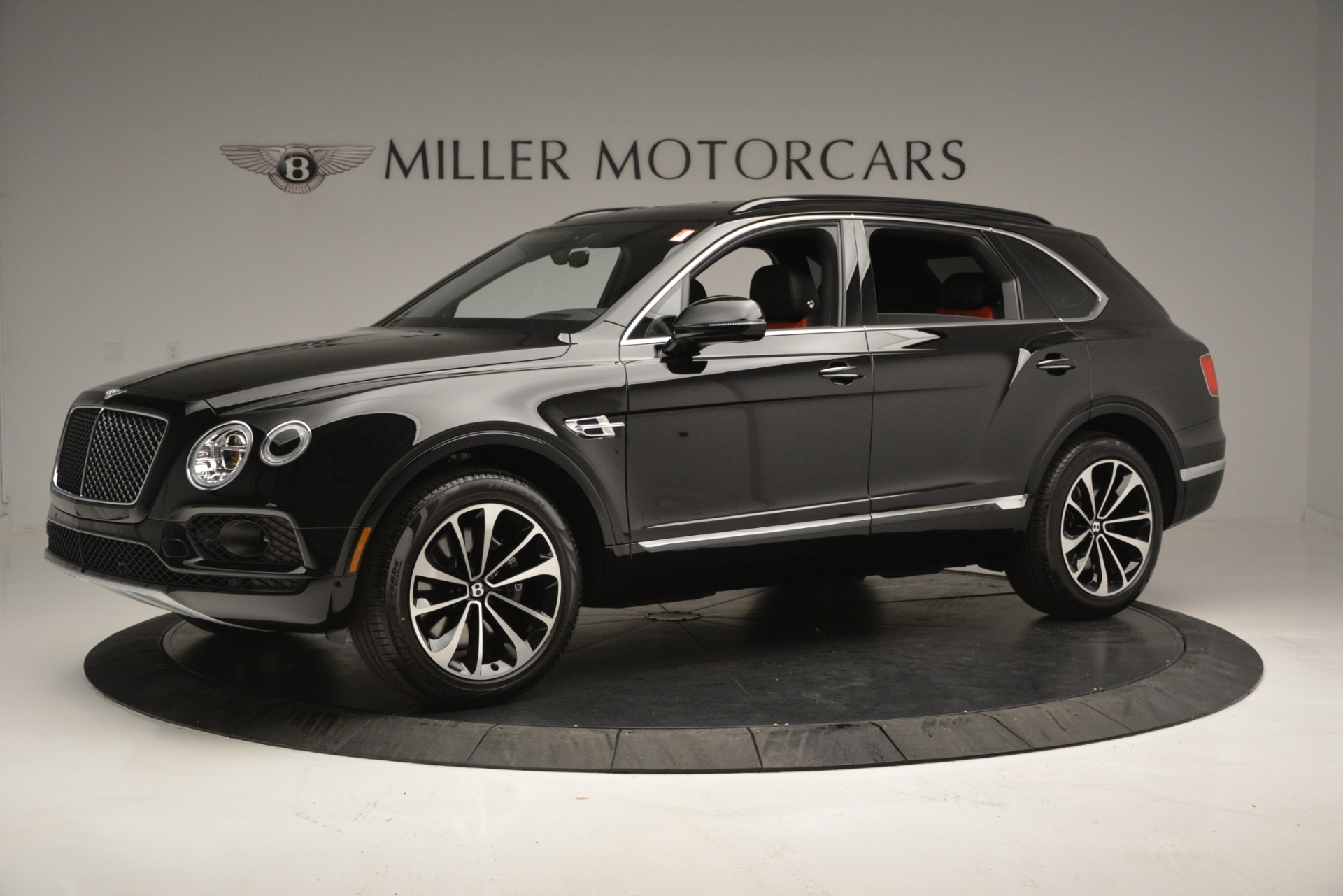 New 2019 Bentley Bentayga V8 For Sale In Westport, CT 2552_p2