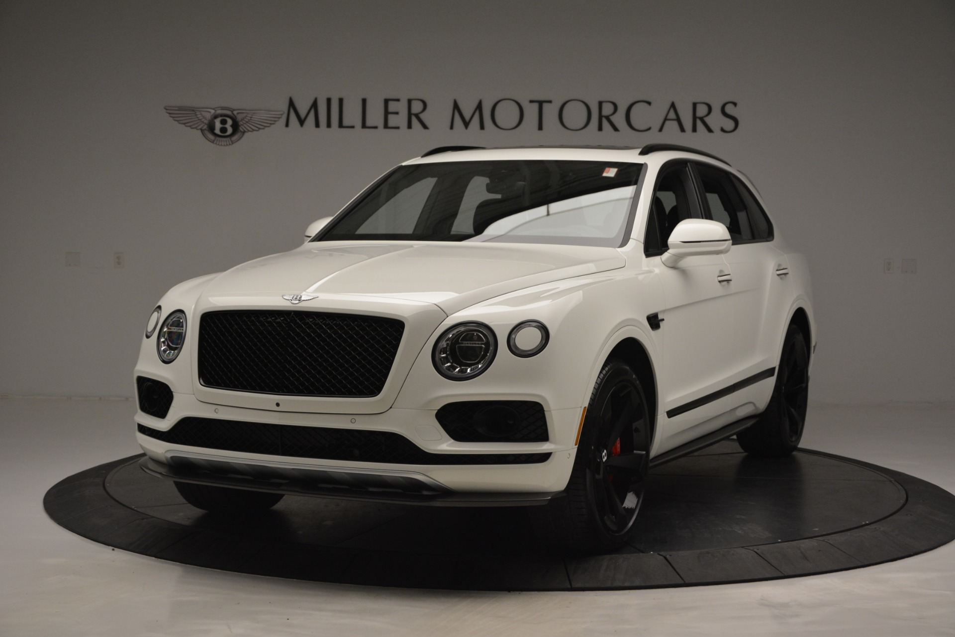 New 2019 Bentley Bentayga V8 For Sale In Westport, CT 2553_main