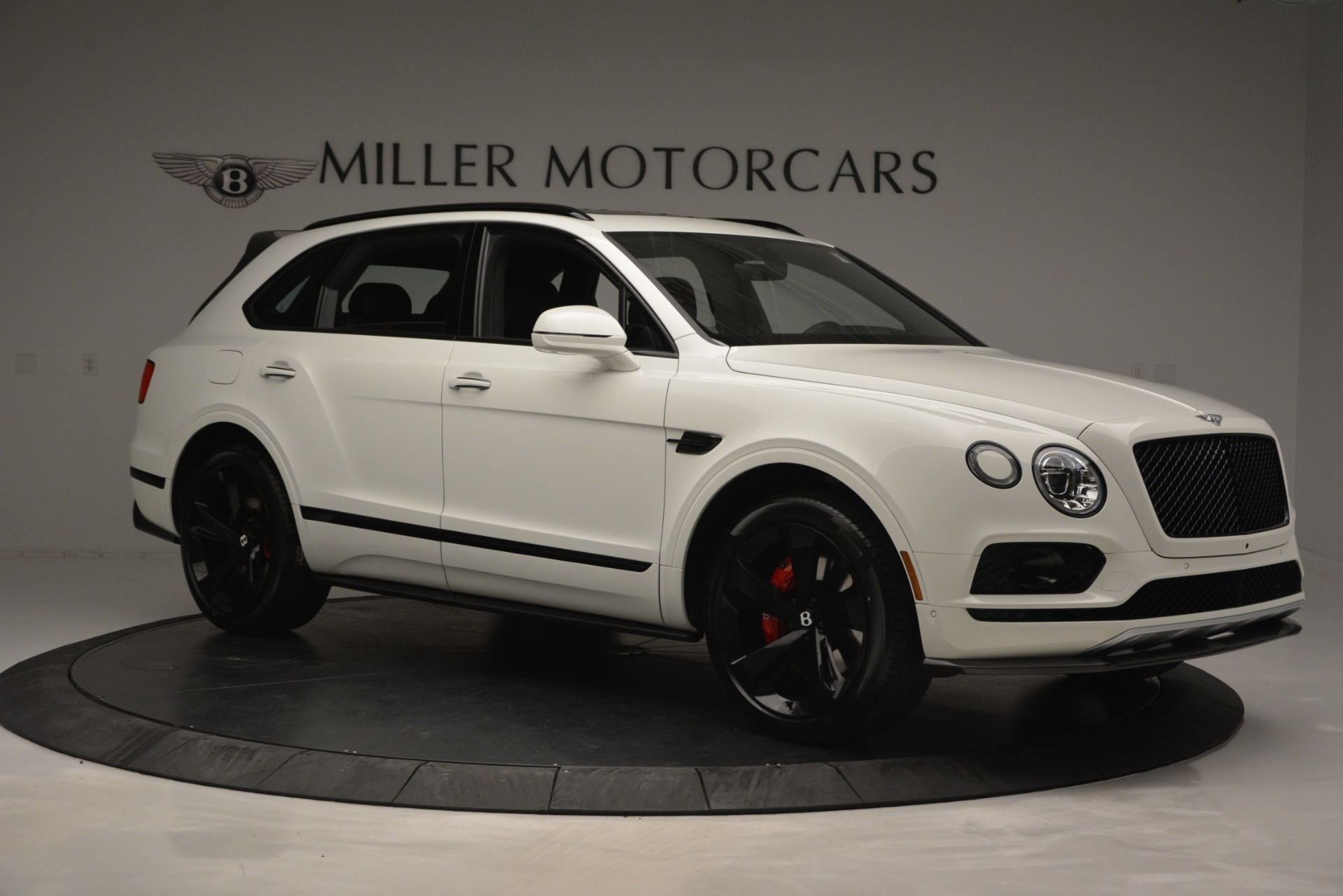 New 2019 Bentley Bentayga V8 For Sale In Westport, CT 2553_p10