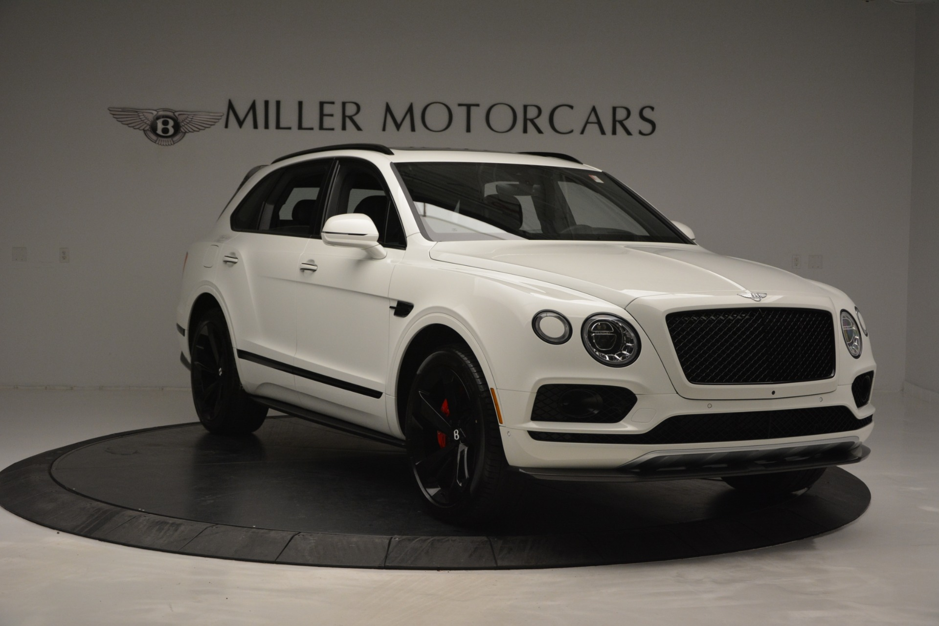 New 2019 Bentley Bentayga V8 For Sale In Westport, CT 2553_p11