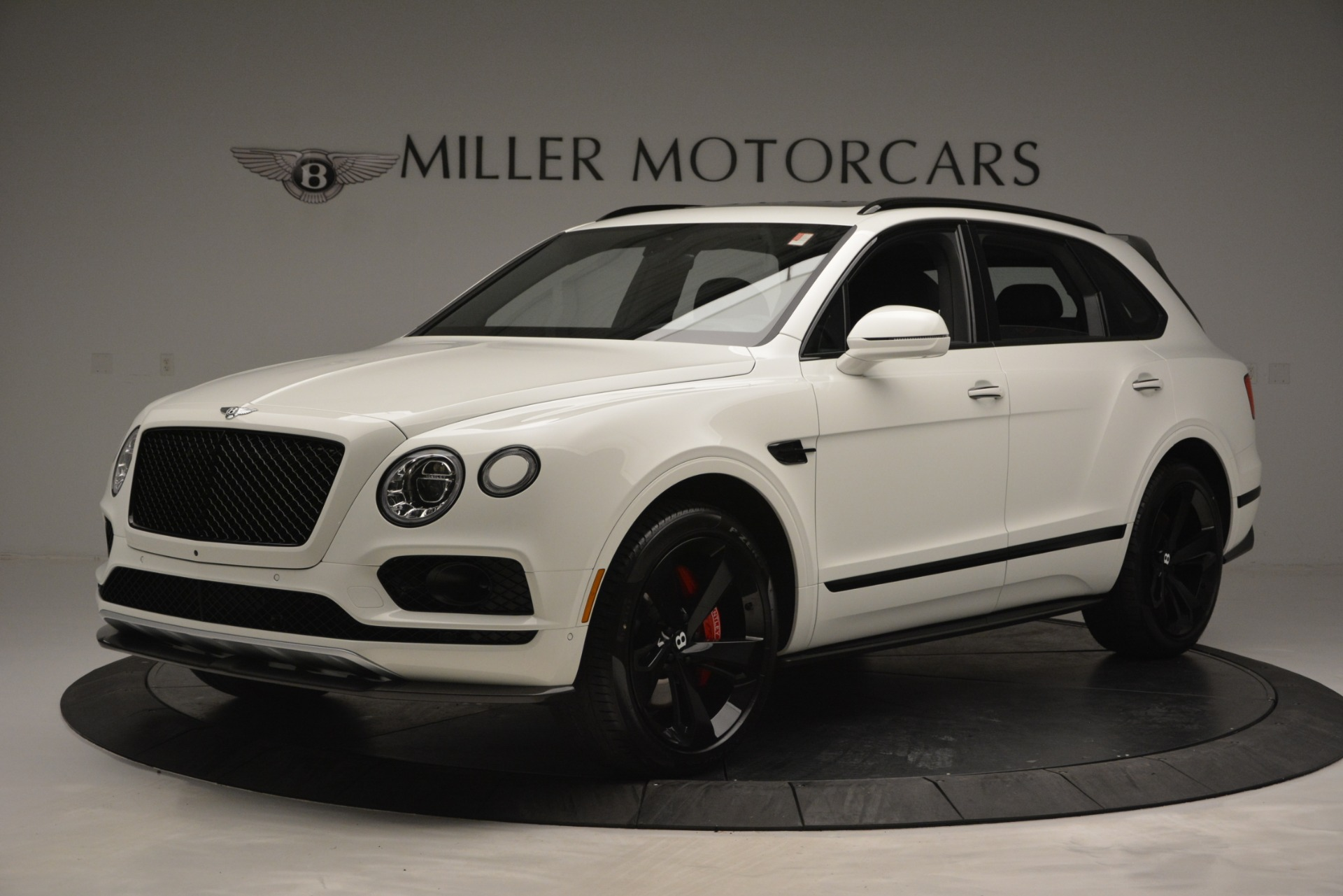 New 2019 Bentley Bentayga V8 For Sale In Westport, CT 2553_p2