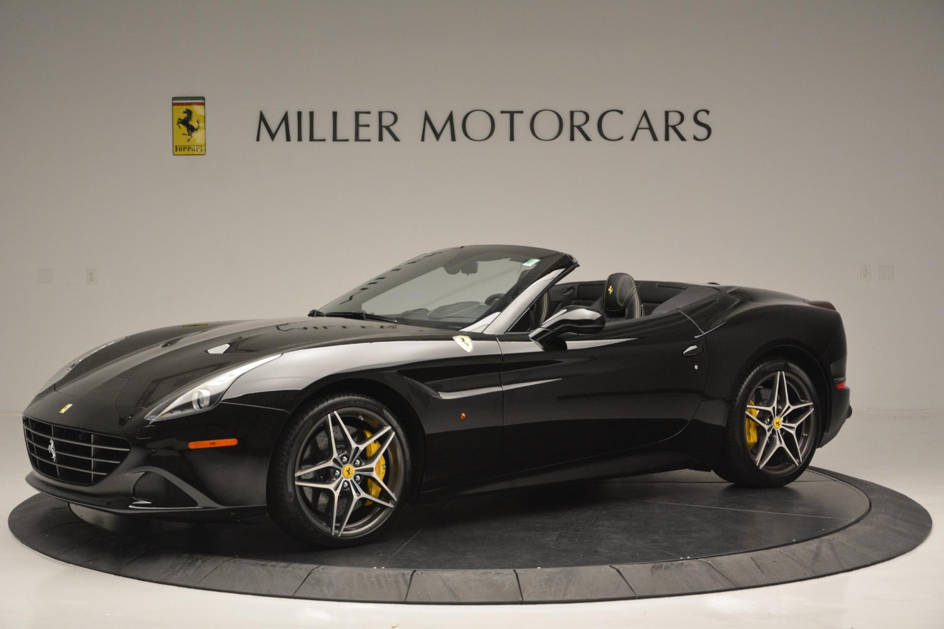 Used 2017 Ferrari California T Handling Speciale For Sale In Westport, CT 2554_p2