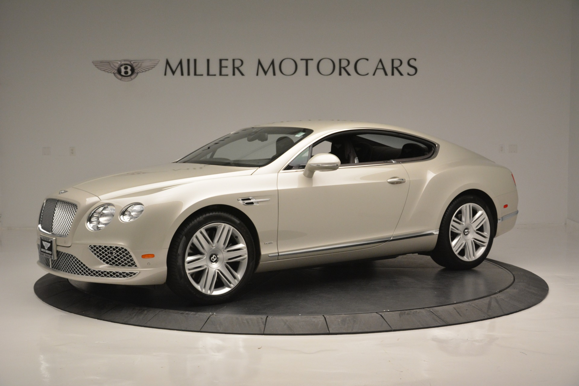 Used 2016 Bentley Continental GT W12 For Sale In Westport, CT 2555_p2