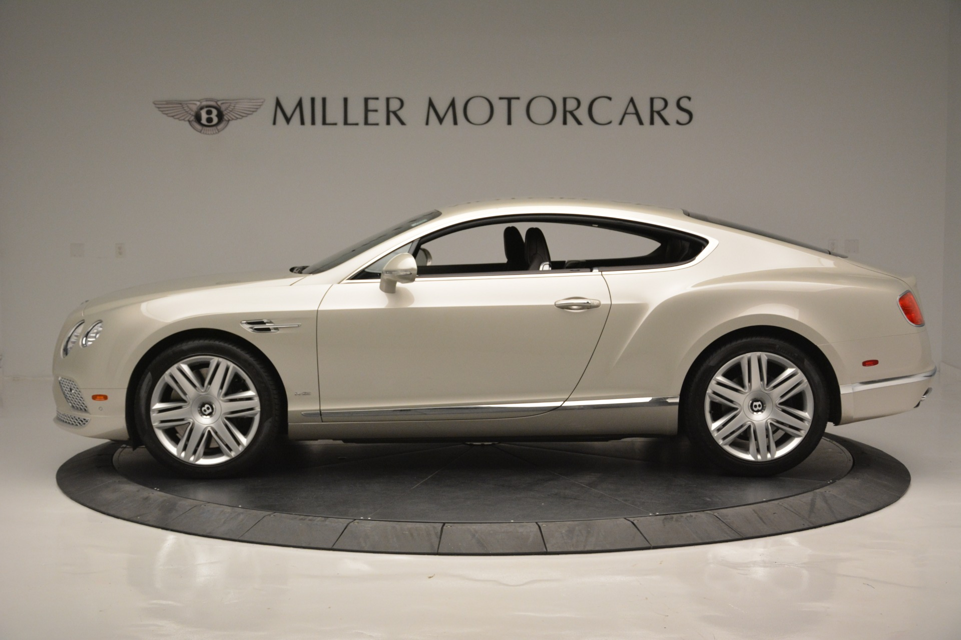 Used 2016 Bentley Continental GT W12 For Sale In Westport, CT 2555_p3