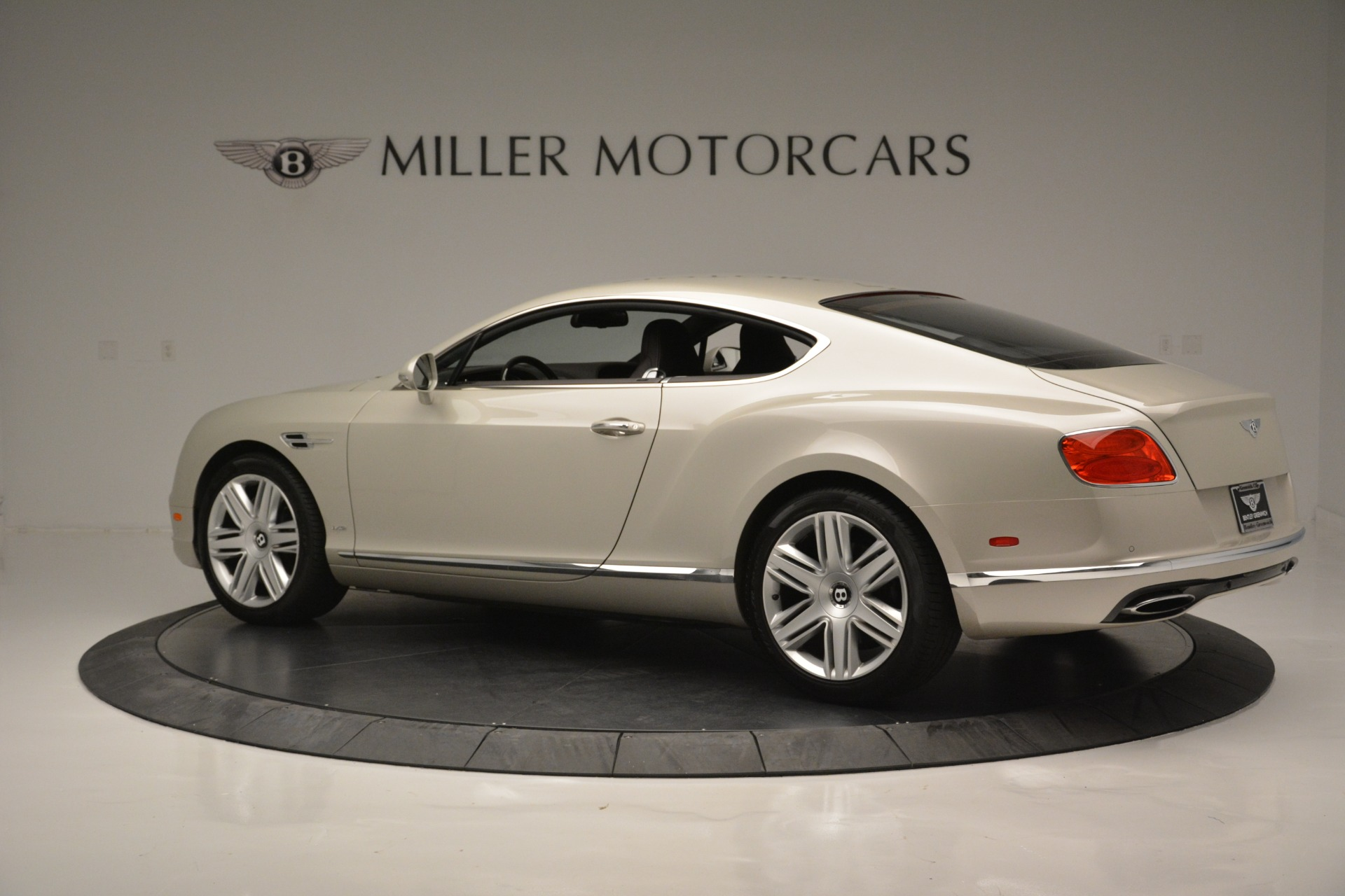 Used 2016 Bentley Continental GT W12 For Sale In Westport, CT 2555_p4