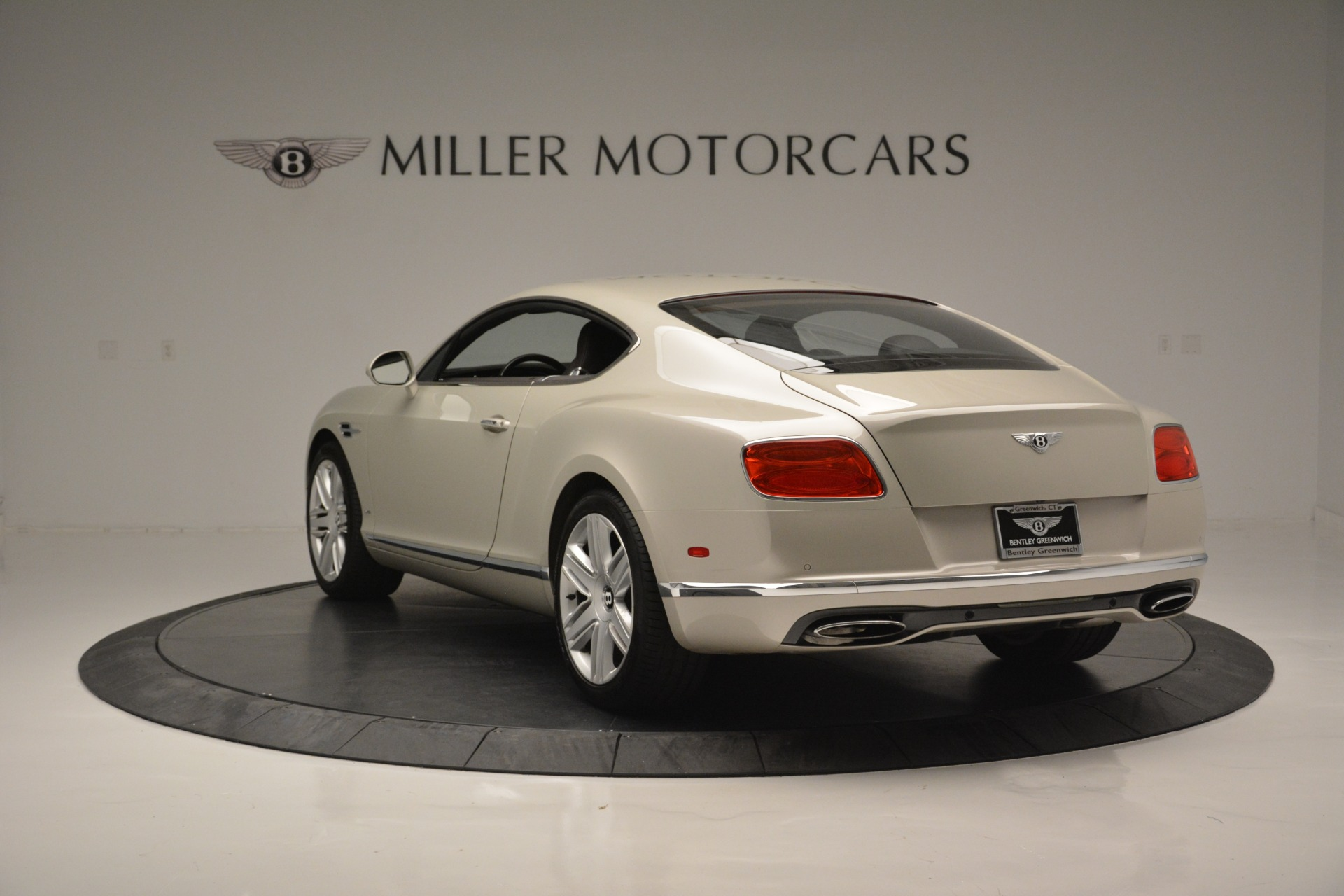 Used 2016 Bentley Continental GT W12 For Sale In Westport, CT 2555_p5