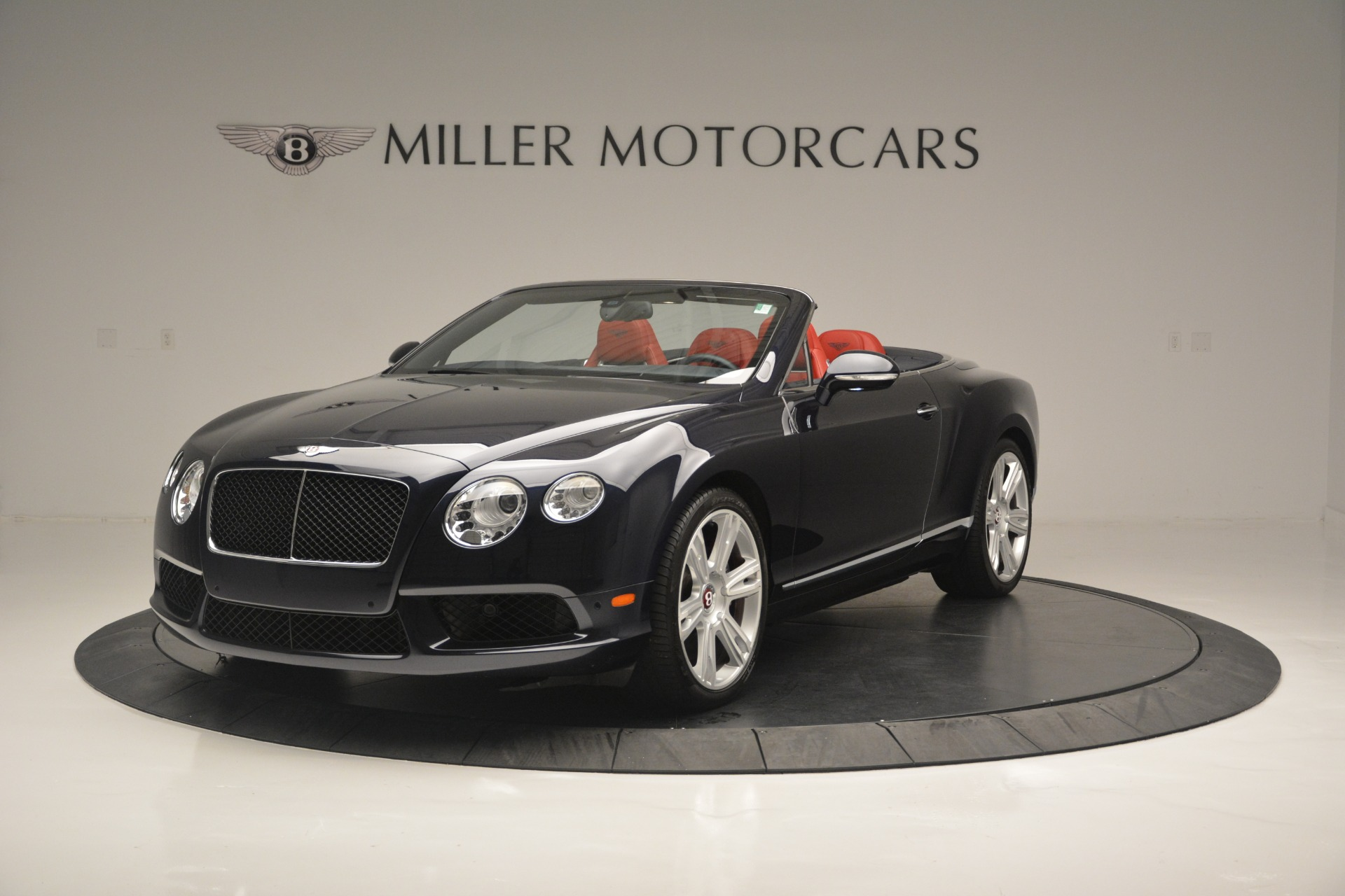 Used 2013 Bentley Continental GT V8 For Sale In Westport, CT 2557_main
