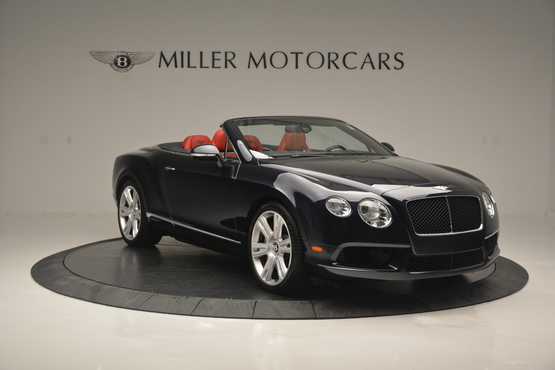 Used 2013 Bentley Continental GT V8 For Sale In Westport, CT 2557_p11