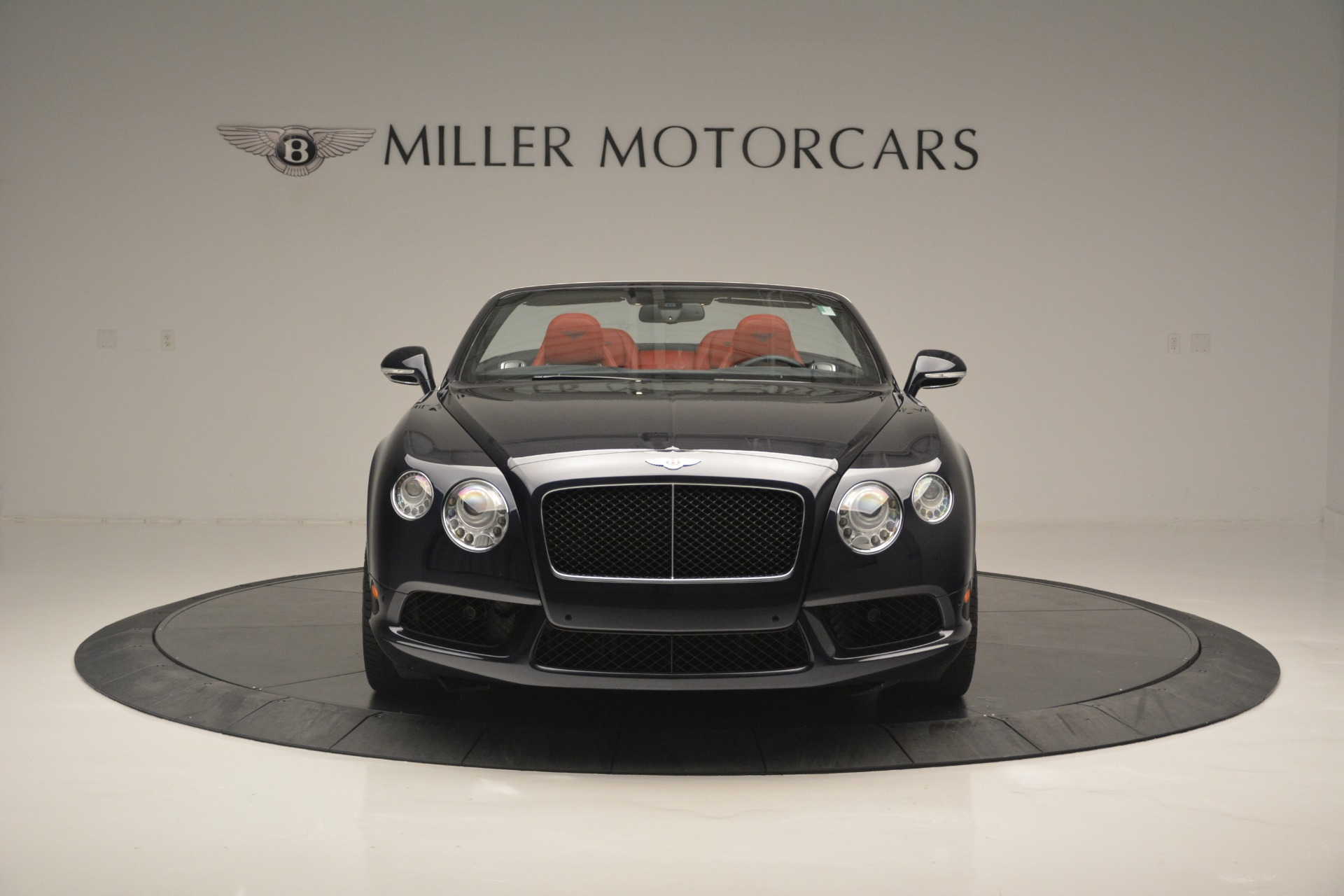 Used 2013 Bentley Continental GT V8 For Sale In Westport, CT 2557_p12