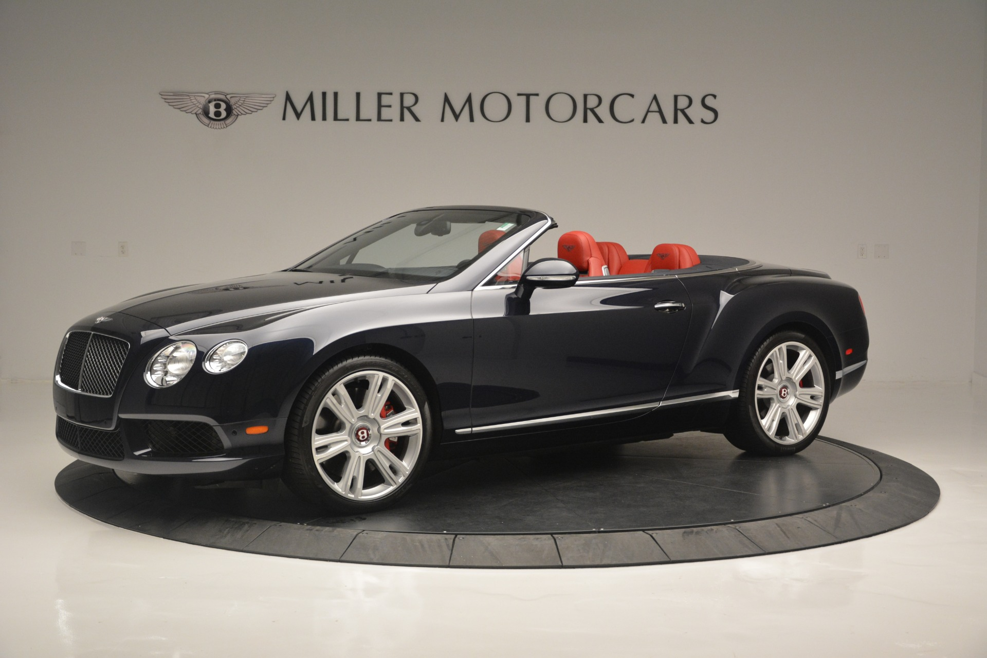 Used 2013 Bentley Continental GT V8 For Sale In Westport, CT 2557_p2