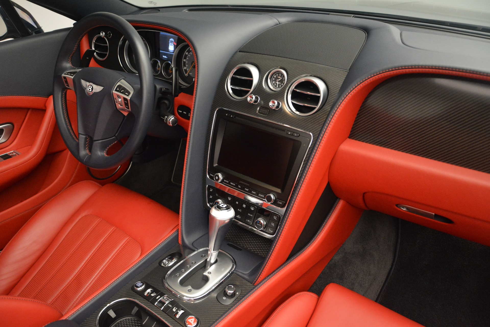 Used 2013 Bentley Continental GT V8 For Sale In Westport, CT 2557_p30