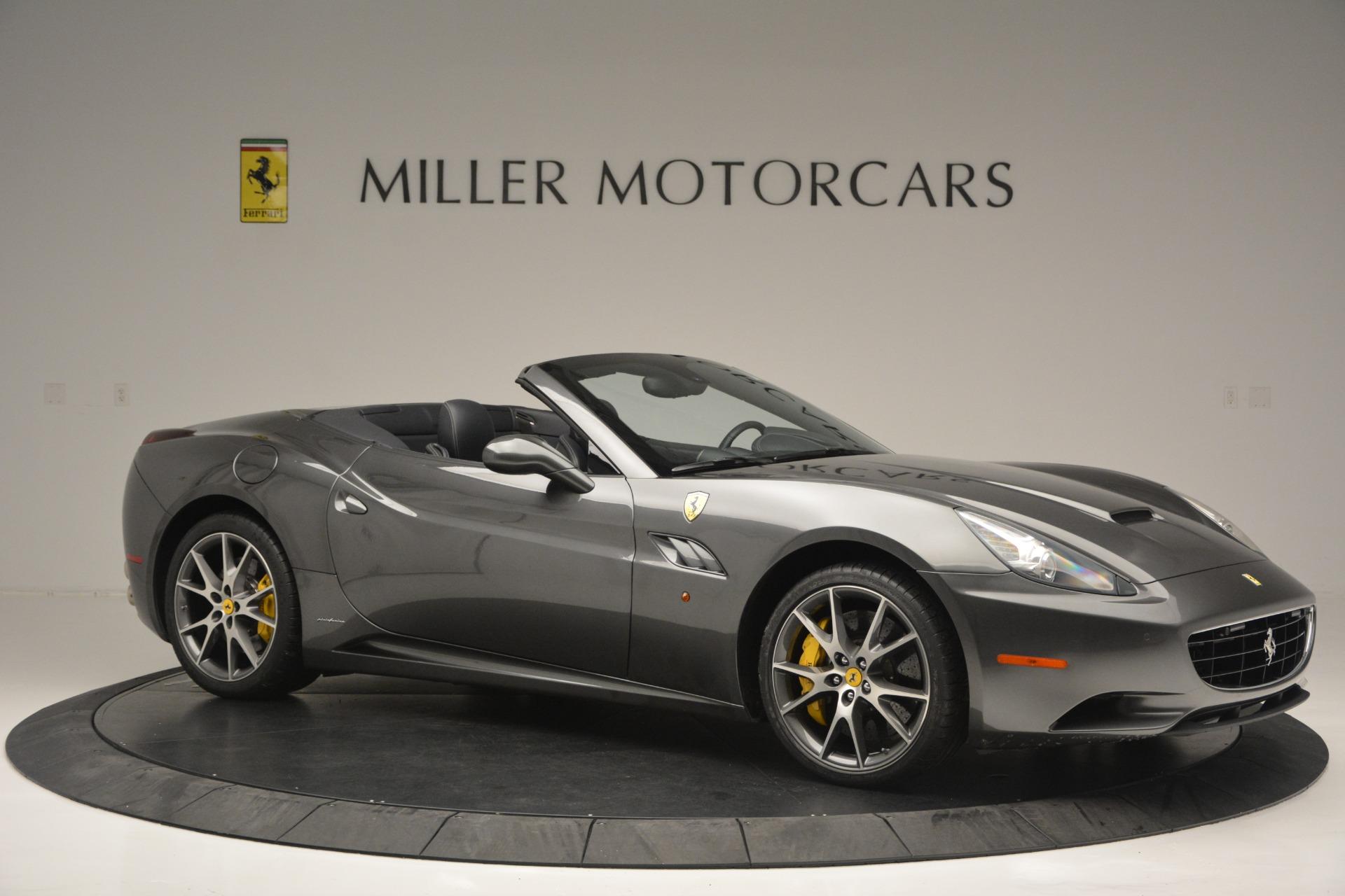 Used 2013 Ferrari California 30 For Sale In Westport, CT 2559_p10