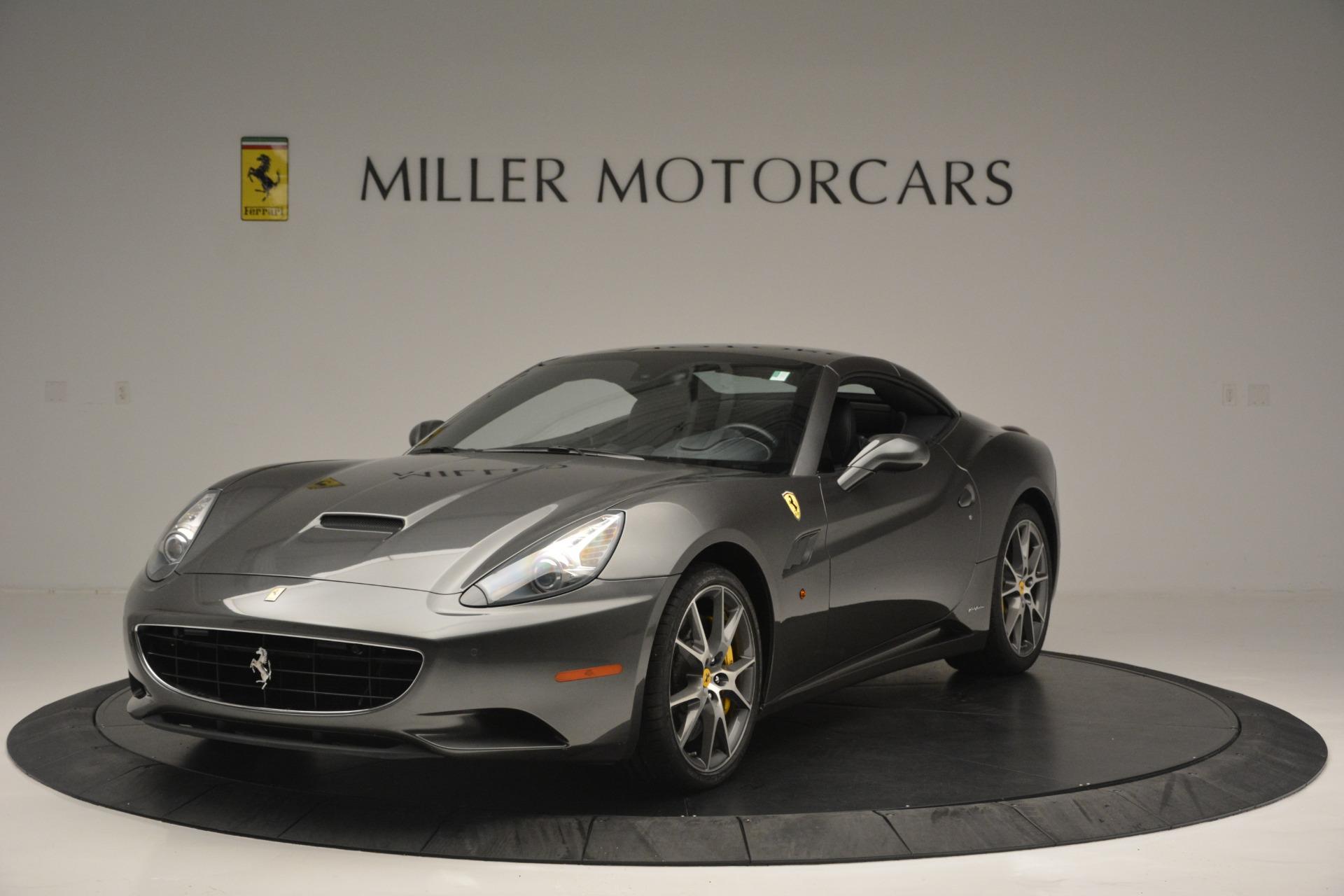 Used 2013 Ferrari California 30 For Sale In Westport, CT 2559_p13
