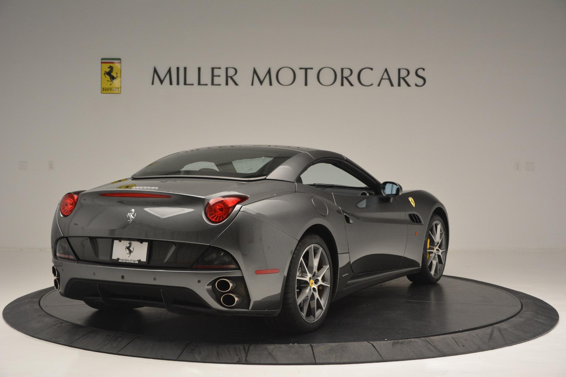 Used 2013 Ferrari California 30 For Sale In Westport, CT 2559_p19