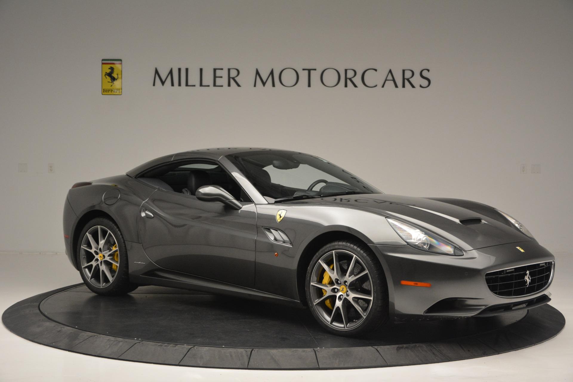 Used 2013 Ferrari California 30 For Sale In Westport, CT 2559_p22