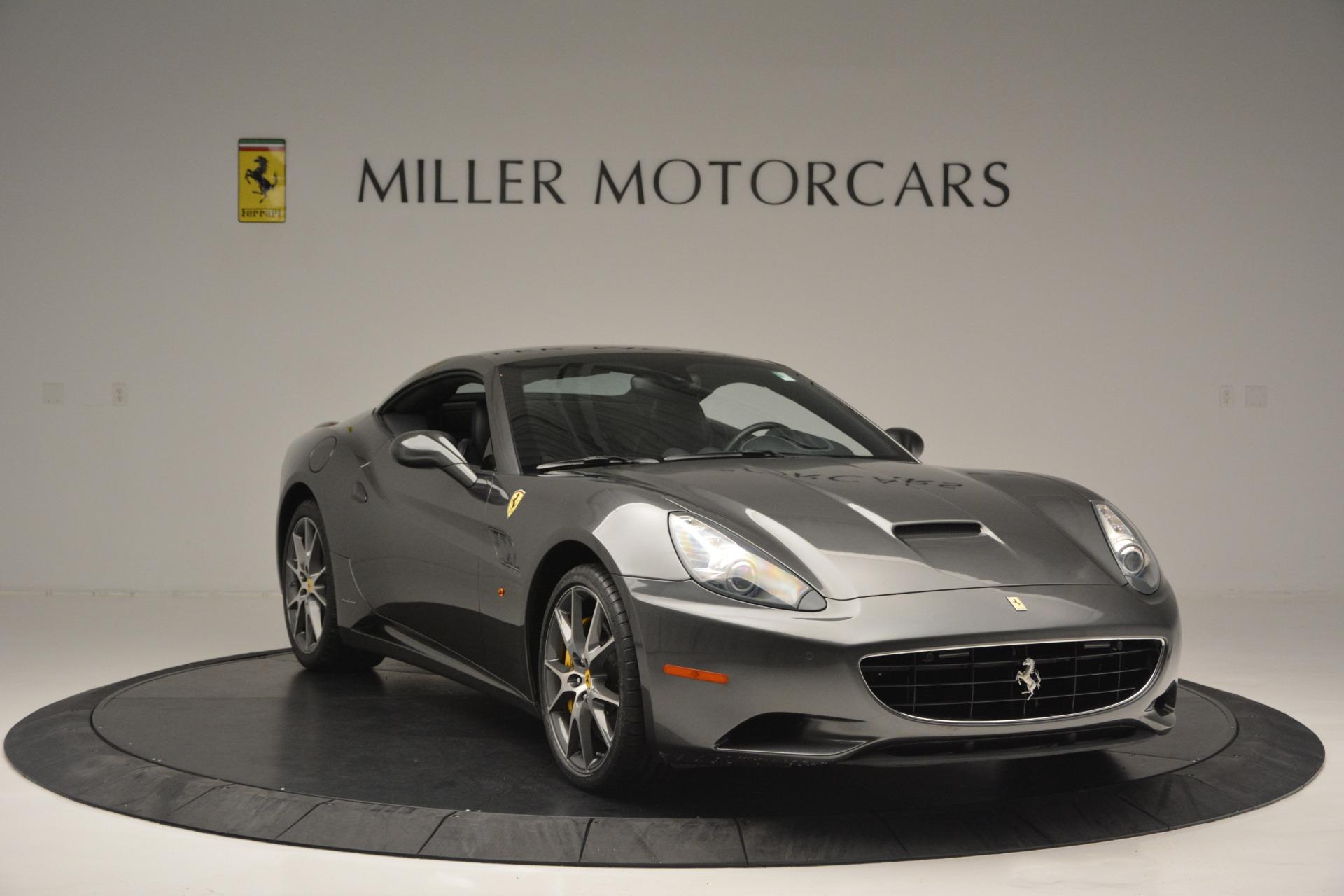 Used 2013 Ferrari California 30 For Sale In Westport, CT 2559_p23