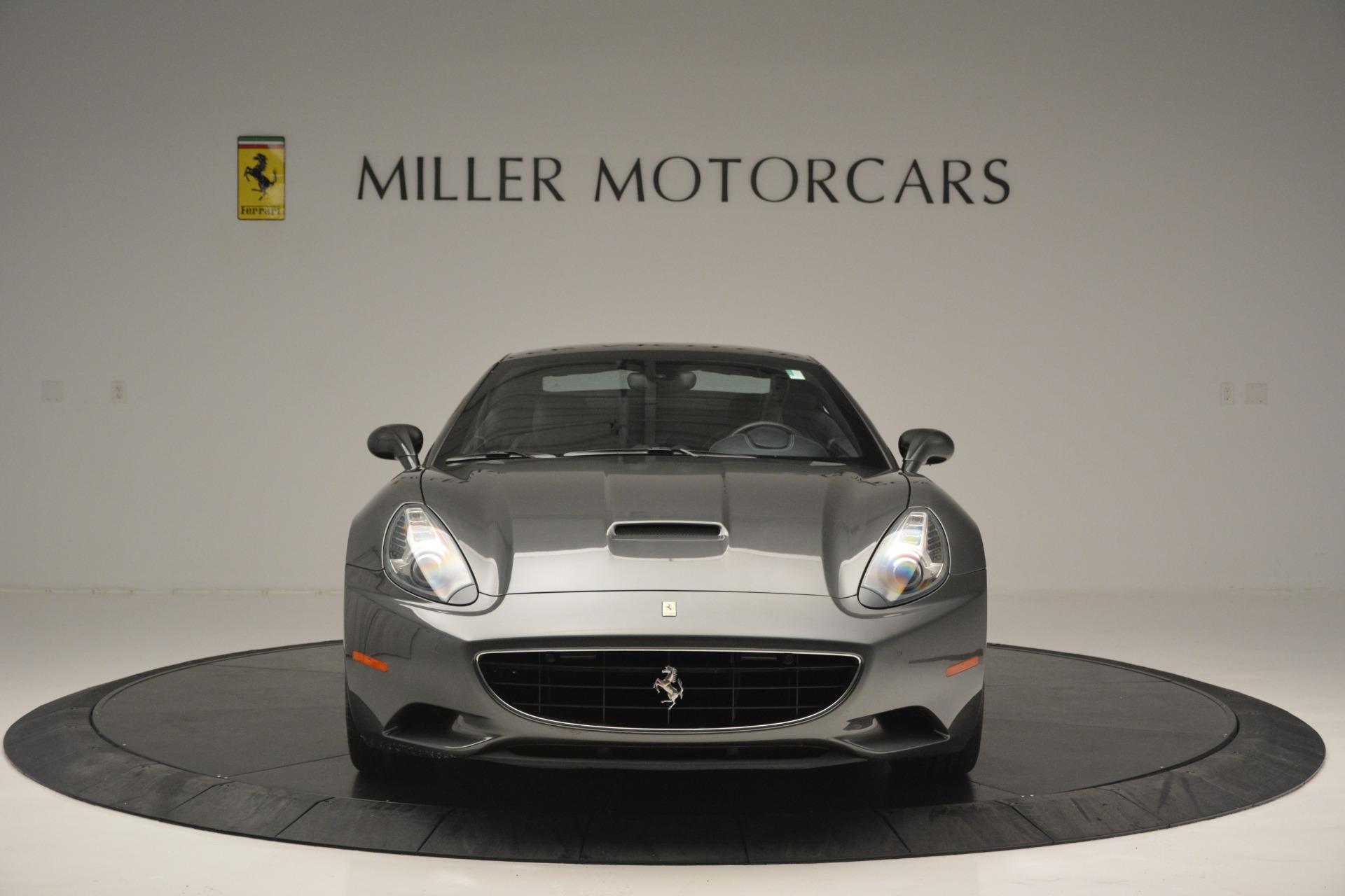 Used 2013 Ferrari California 30 For Sale In Westport, CT 2559_p24