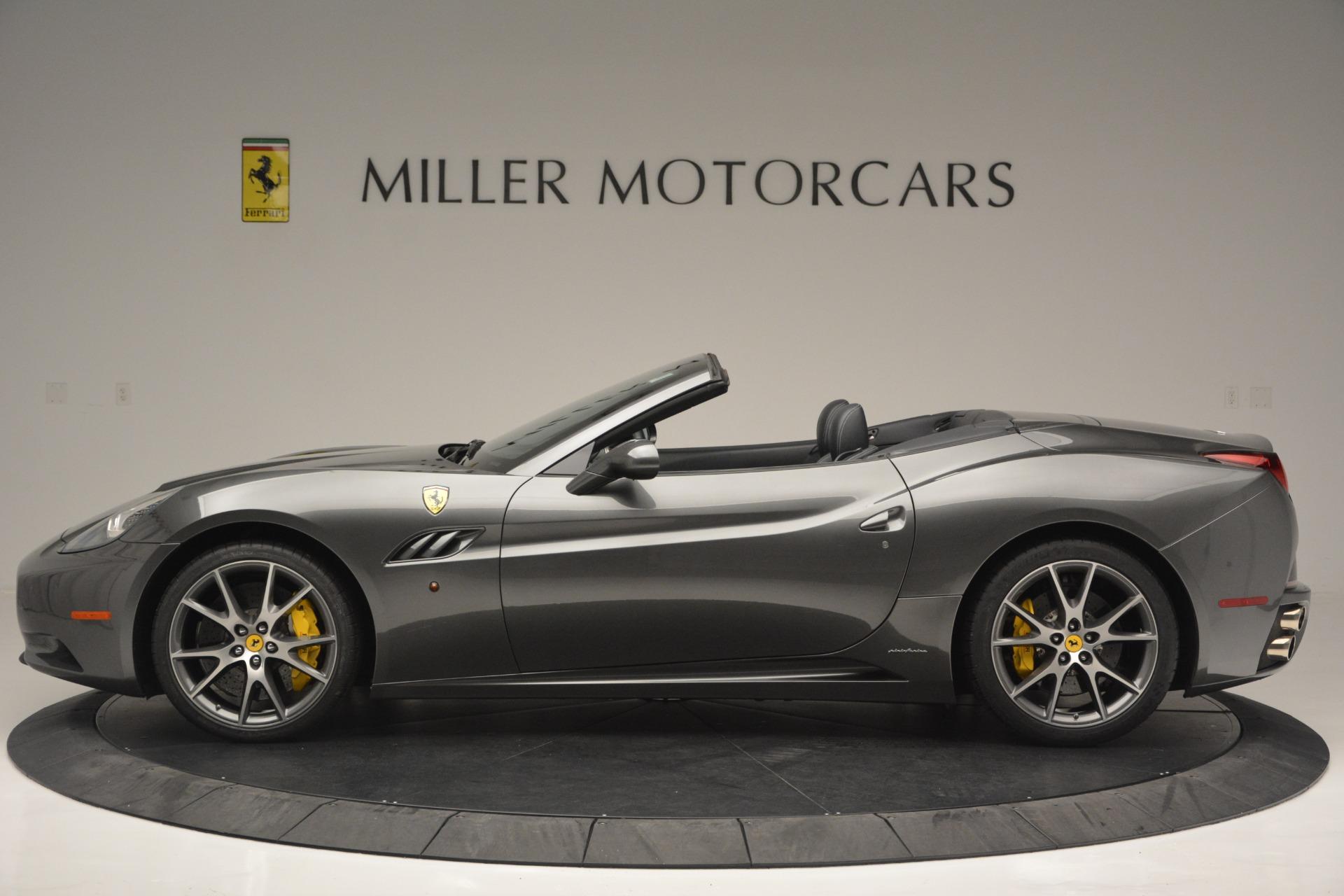 Used 2013 Ferrari California 30 For Sale In Westport, CT 2559_p3